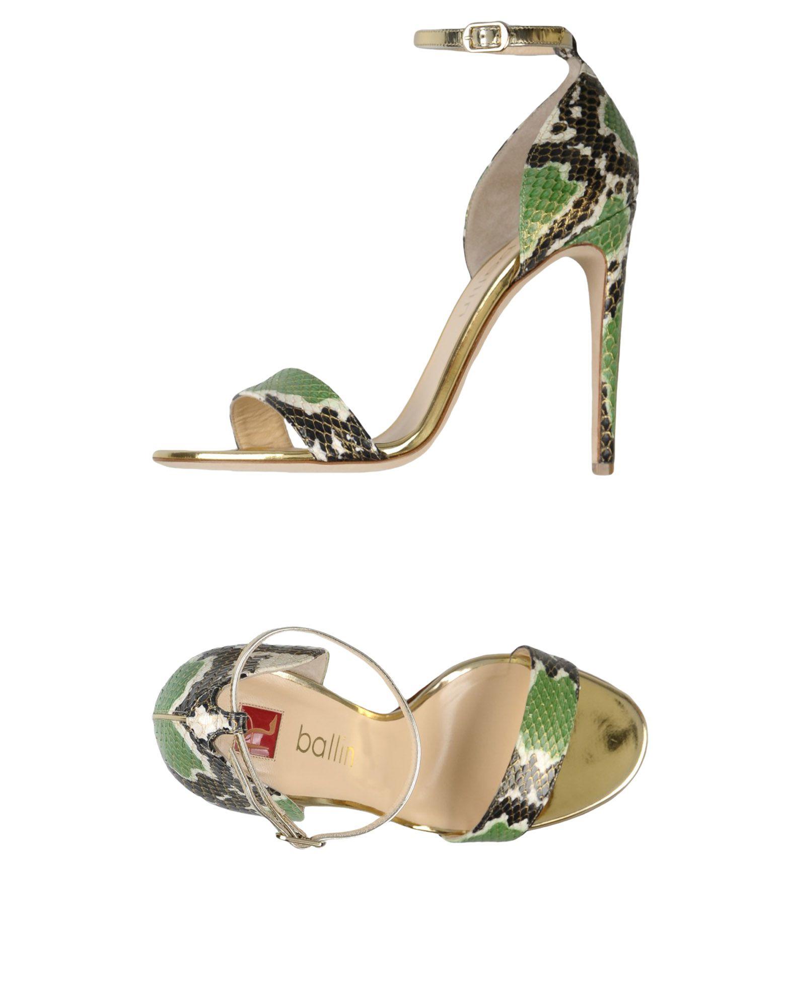 Ballin Sandalen Damen  11399802SSGut aussehende strapazierfähige Schuhe