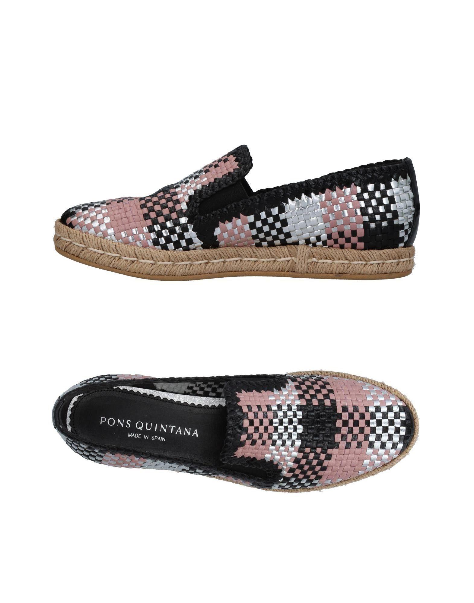Pons Quintana Espadrilles Damen  11399900CQ Gute Qualität beliebte Schuhe