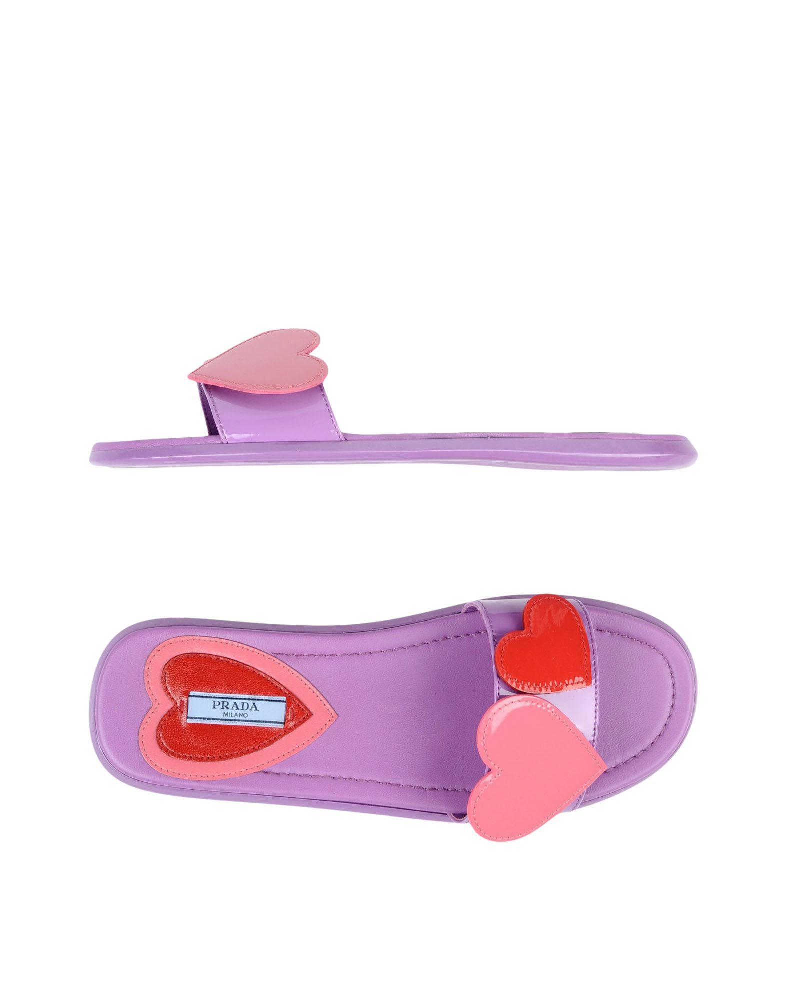 Haltbare Mode billige Schuhe Prada Sandalen Damen  11399991UO Heiße Schuhe