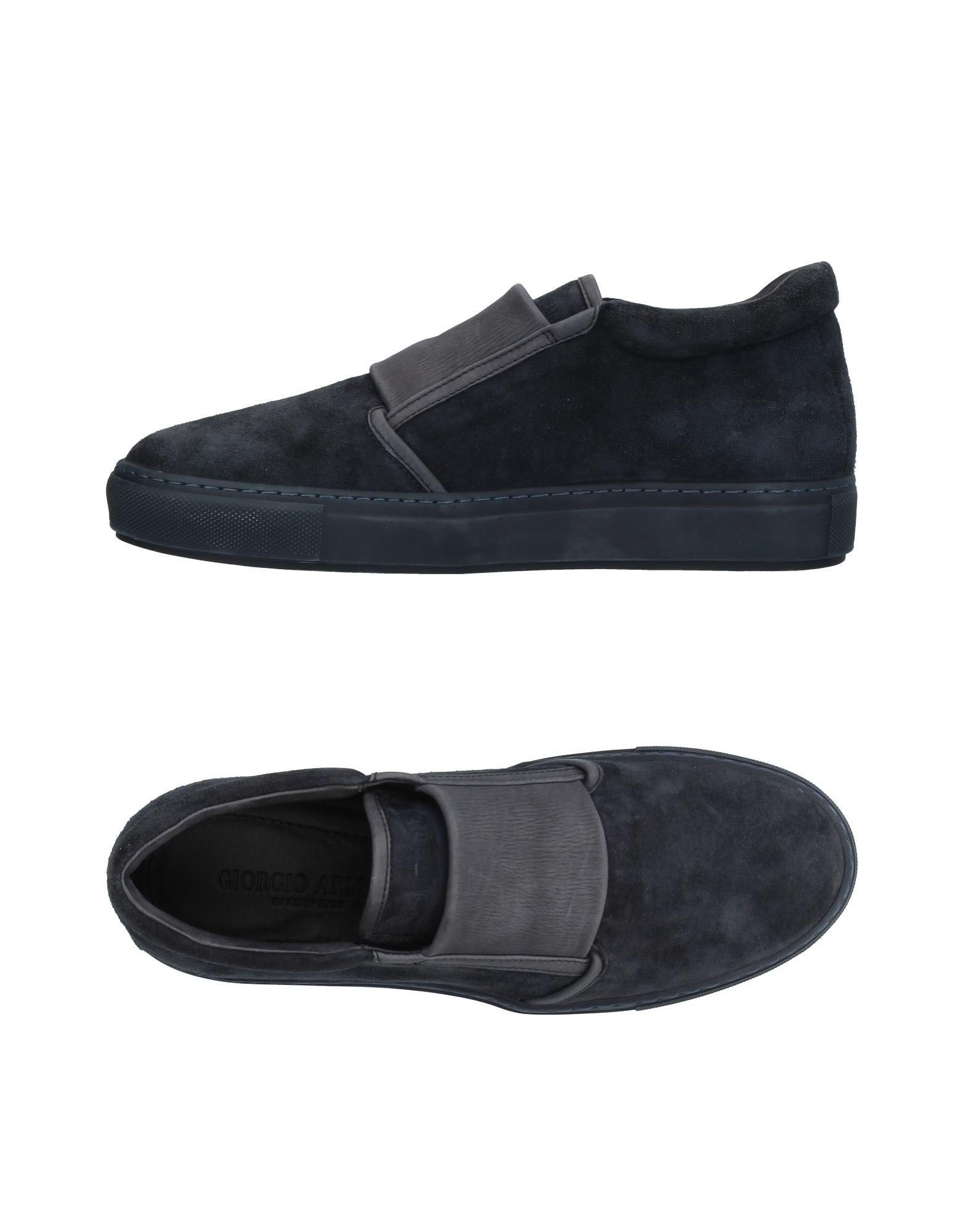 Sneakers Giorgio Armani Homme - Sneakers Giorgio Armani sur
