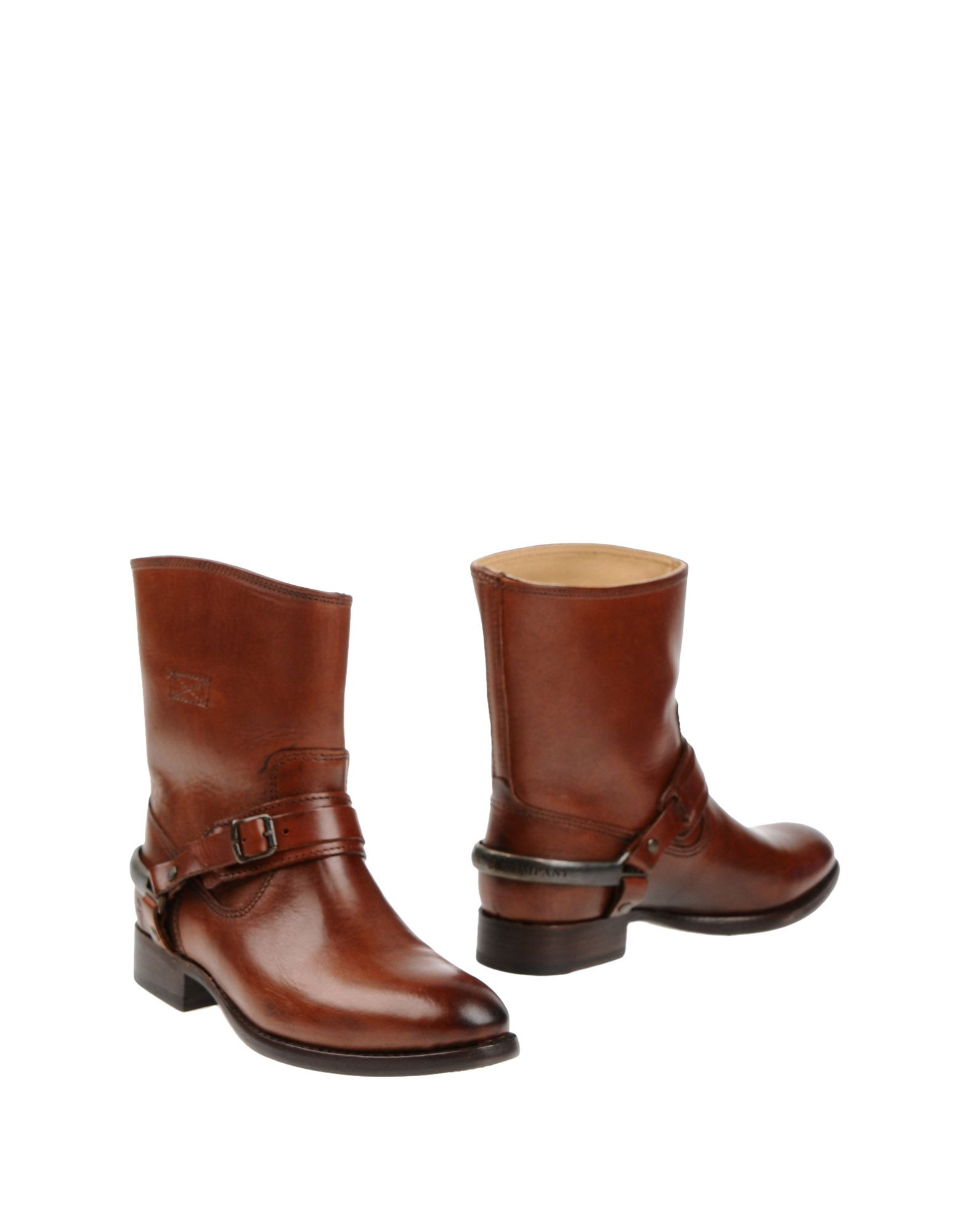 Bottine Frye Femme - Bottines Frye Marron Dernières chaussures discount pour hommes et femmes