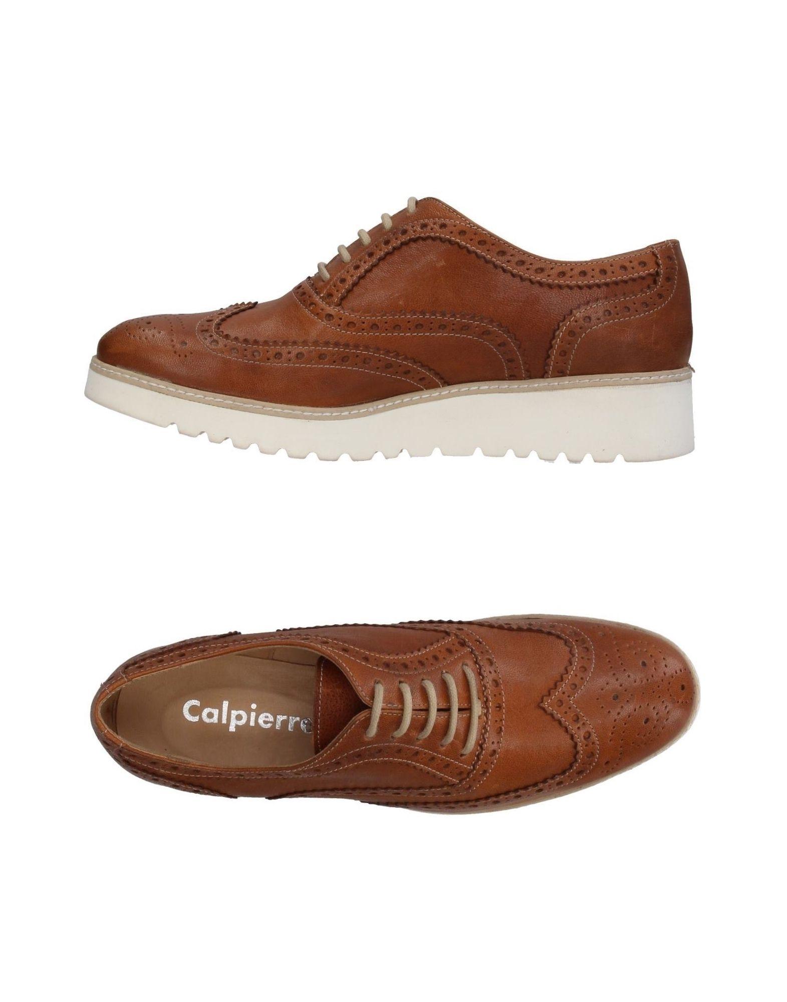 CALPIERRE Chaussures à lacets femme. zcnMLGQLS