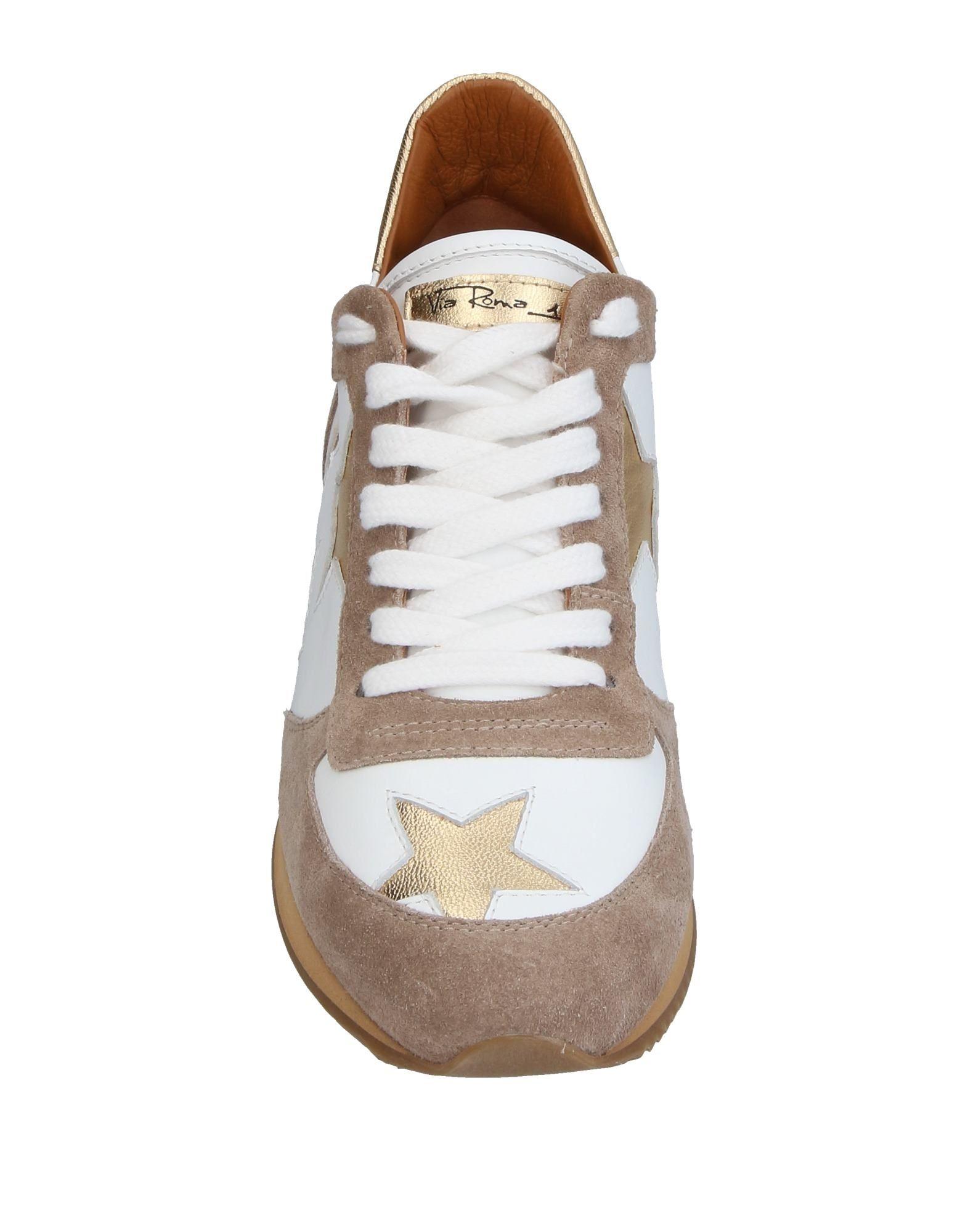 Gut um billige Damen Schuhe zu tragenVia Roma 15 Sneakers Damen billige  11400050DM 2025f0