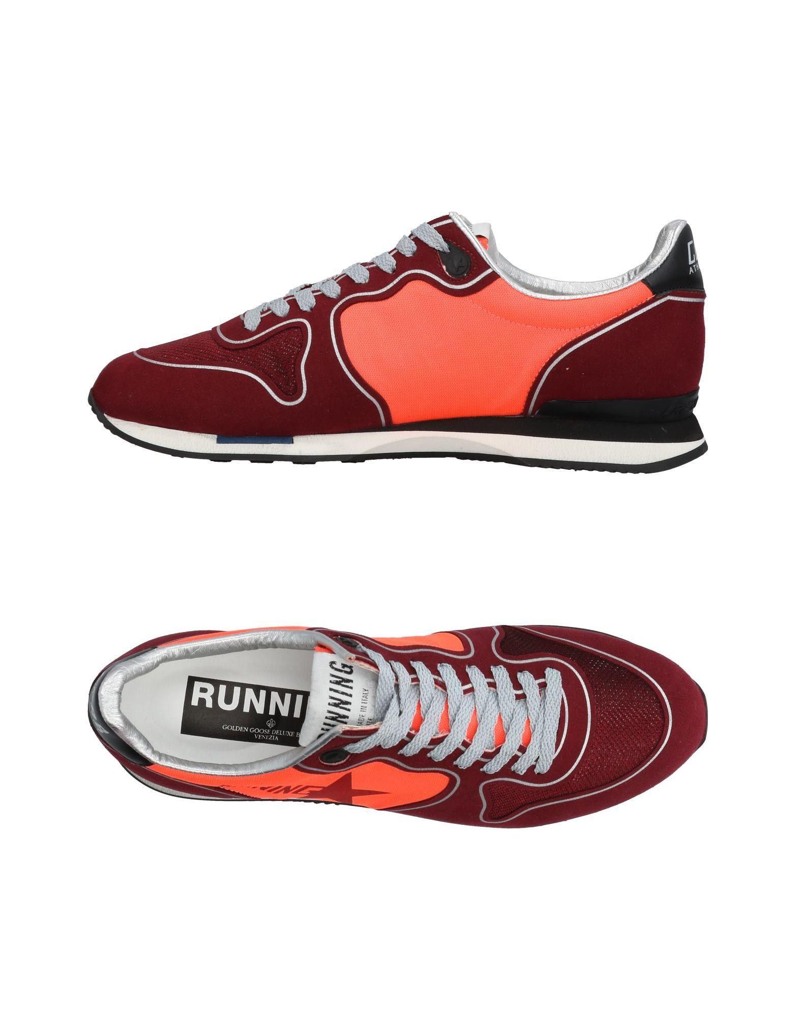 Stilvolle billige Schuhe Golden Goose Deluxe Brand Sneakers Damen  11400070DA