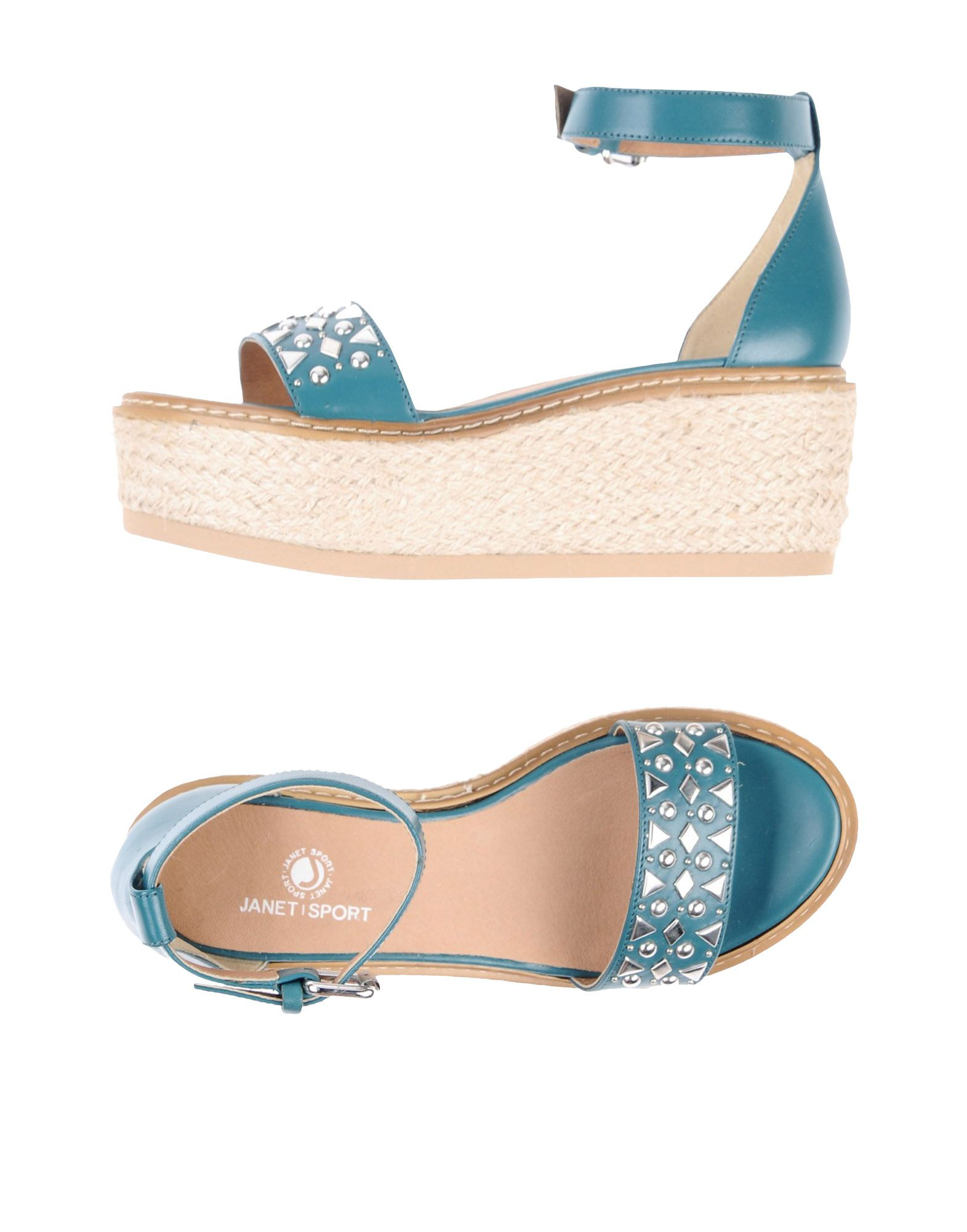 Janet Sport Sandalen Damen  11400088TF Gute Qualität beliebte Schuhe
