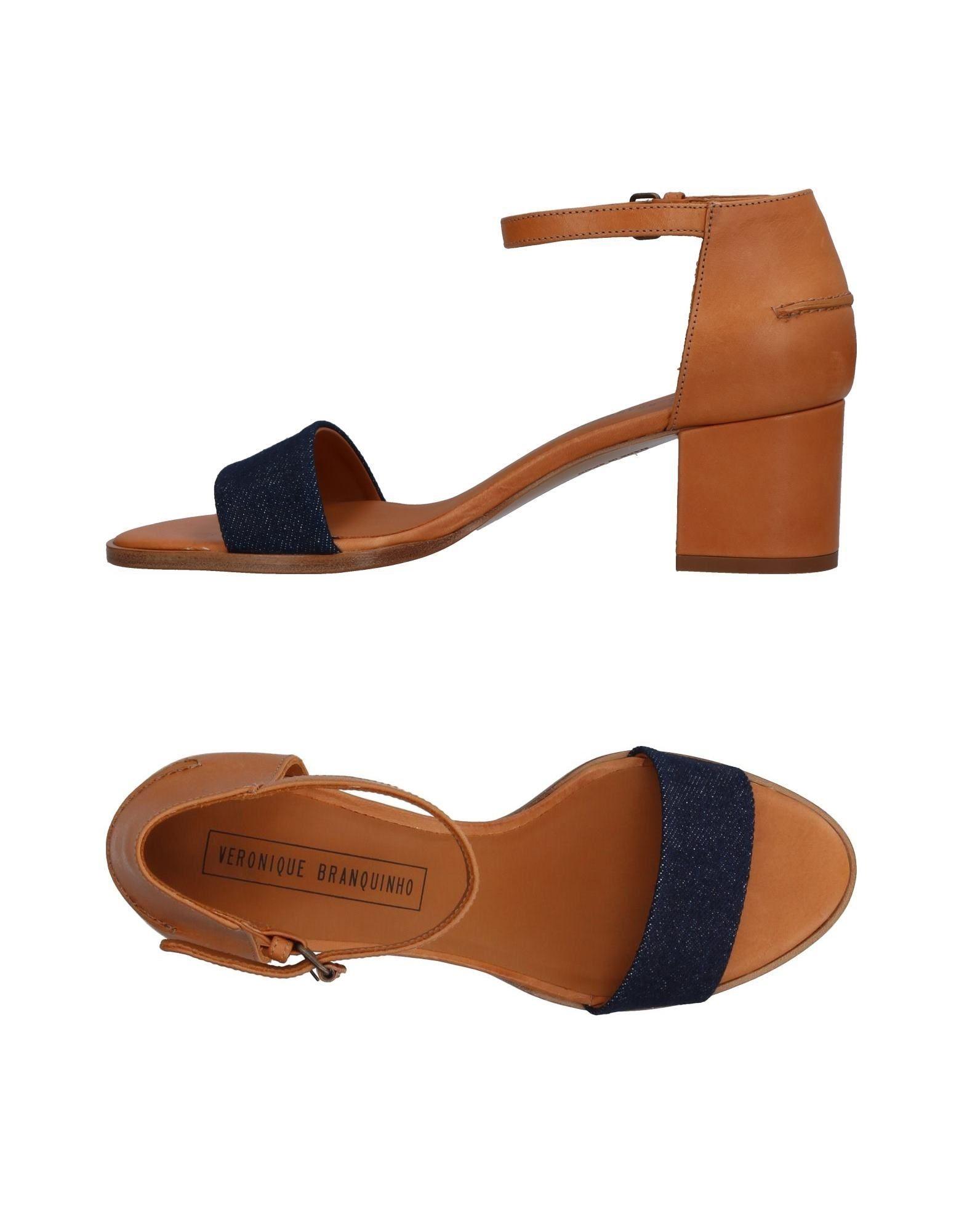 Veronique Veronique Veronique Branquinho Sandalen Damen  11400189IQ Gute Qualität beliebte Schuhe fce17e
