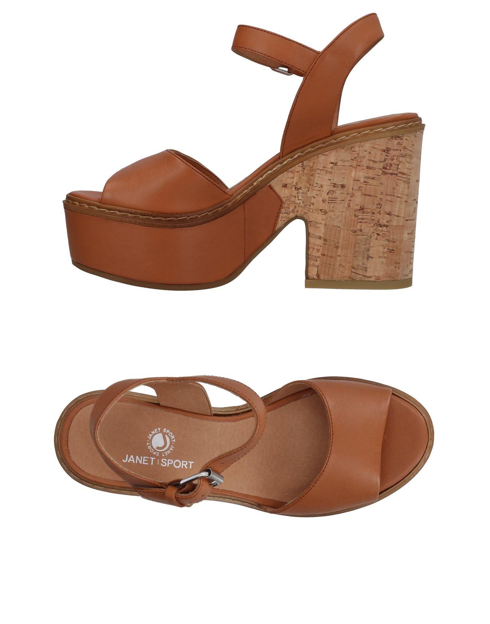 Janet Sport Sandalen Damen  11400272JO Gute Qualität beliebte Schuhe