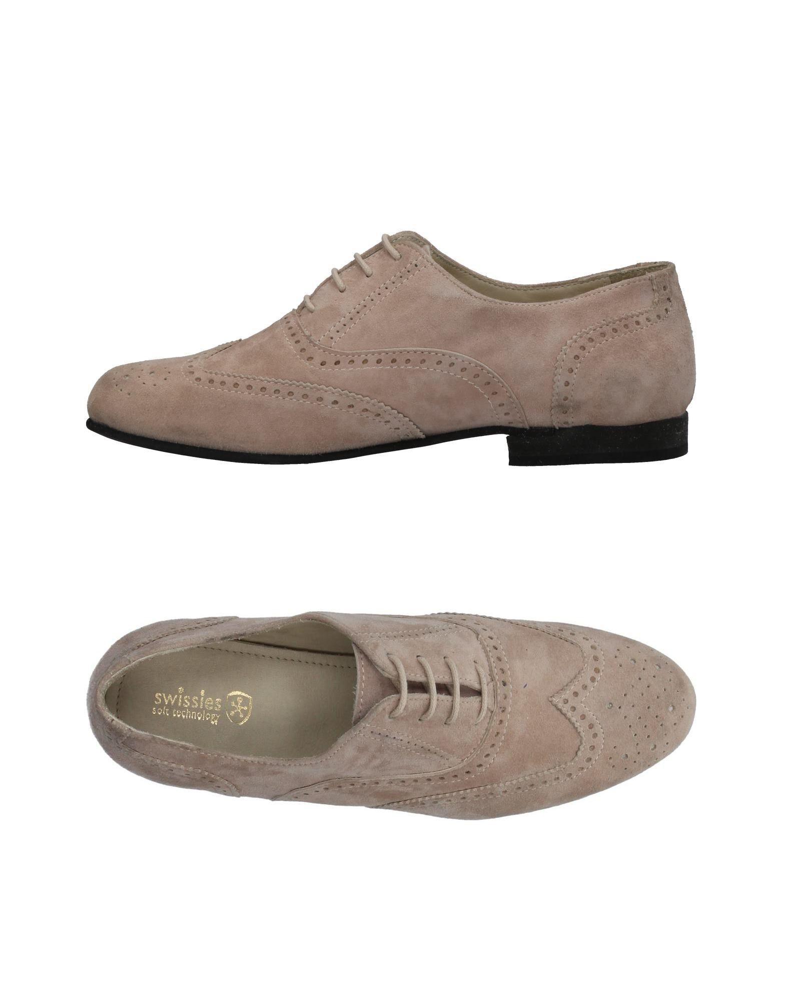 Chaussures À Lacets Swissies Femme - Chaussures À Lacets Swissies sur