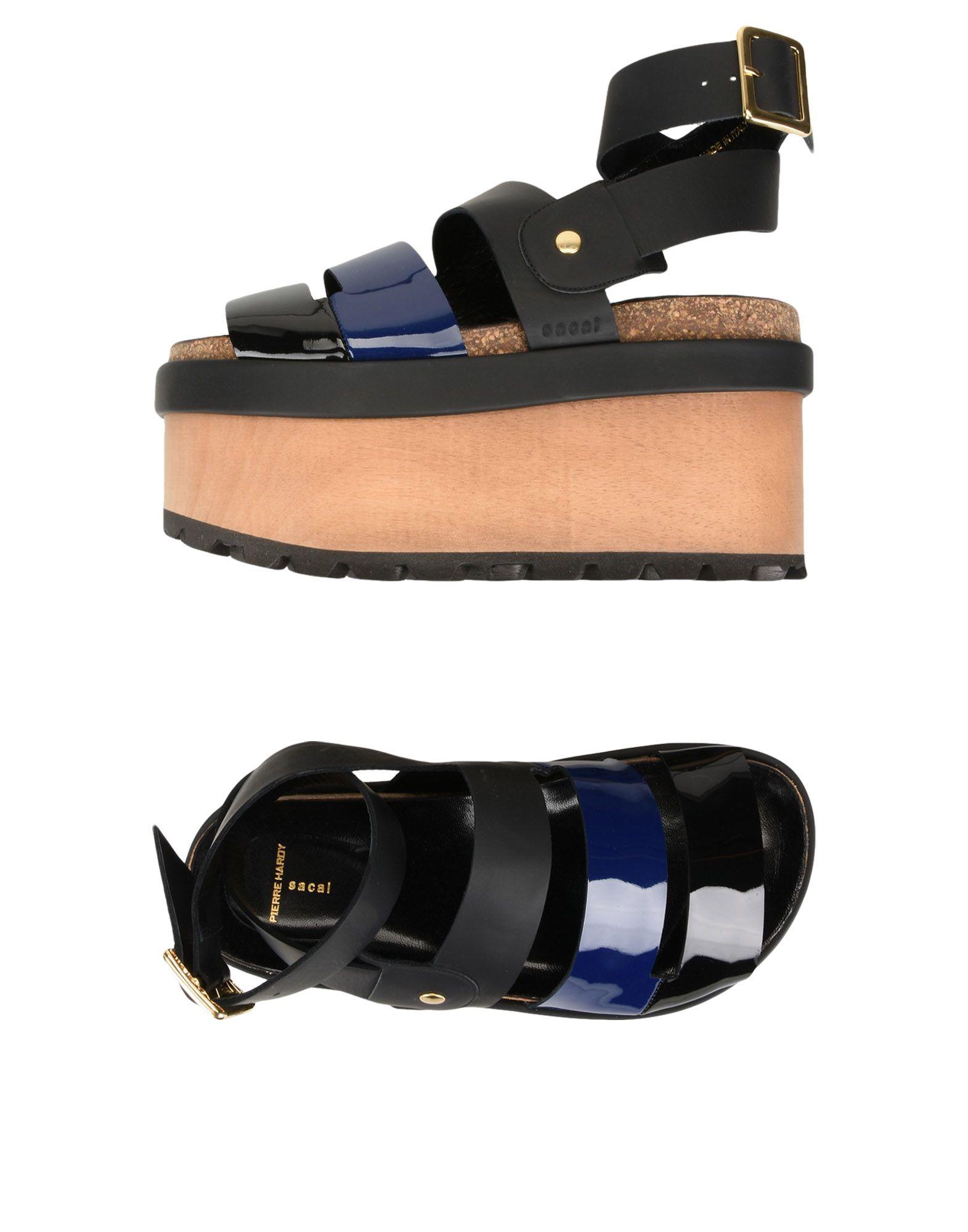 Sacai  Pierre Hardy Sandalen Damen  Sacai 11400349LHGünstige gut aussehende Schuhe 13a960