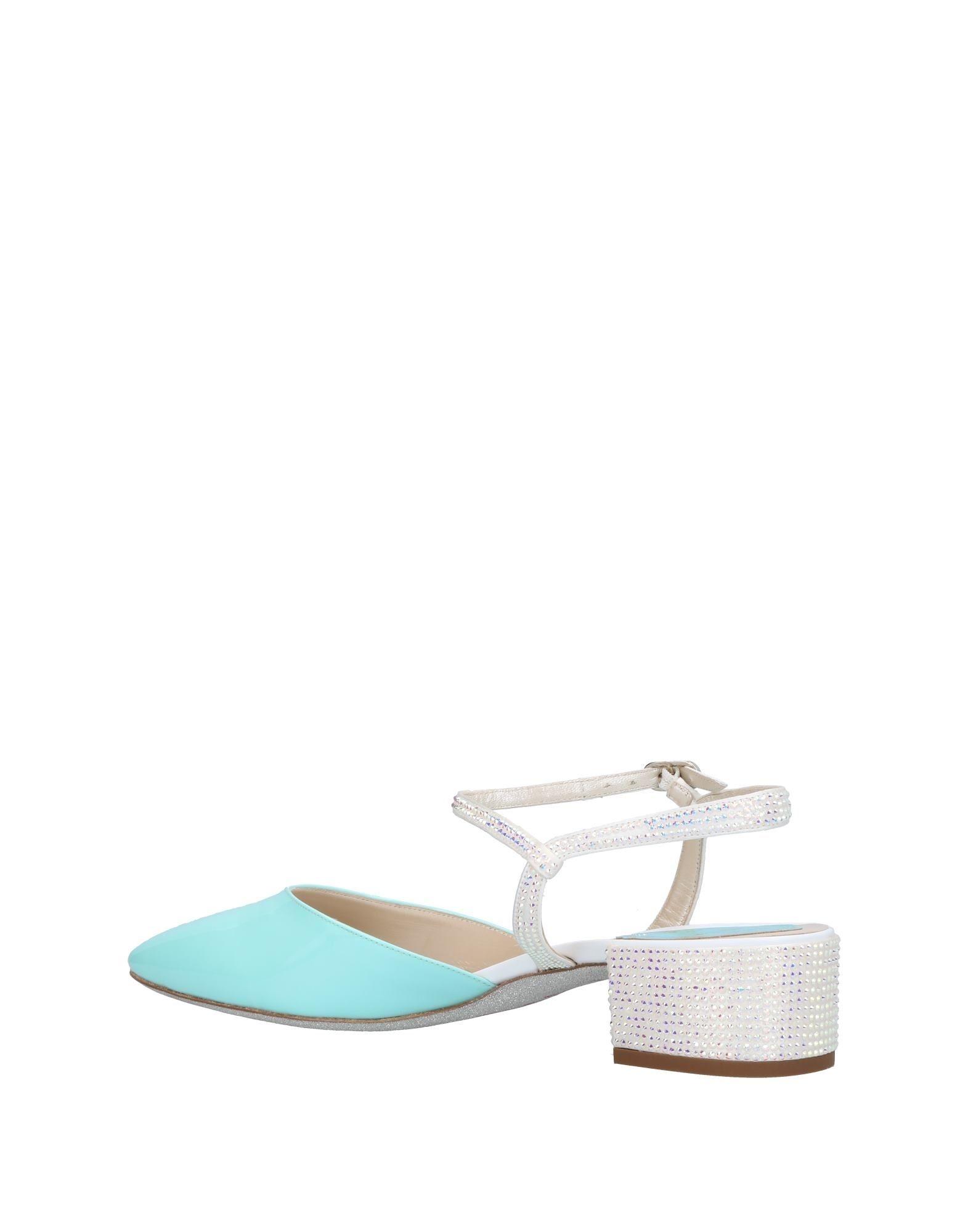 Rene' 11400416MCGut Caovilla Pumps Damen  11400416MCGut Rene' aussehende strapazierfähige Schuhe efd61d