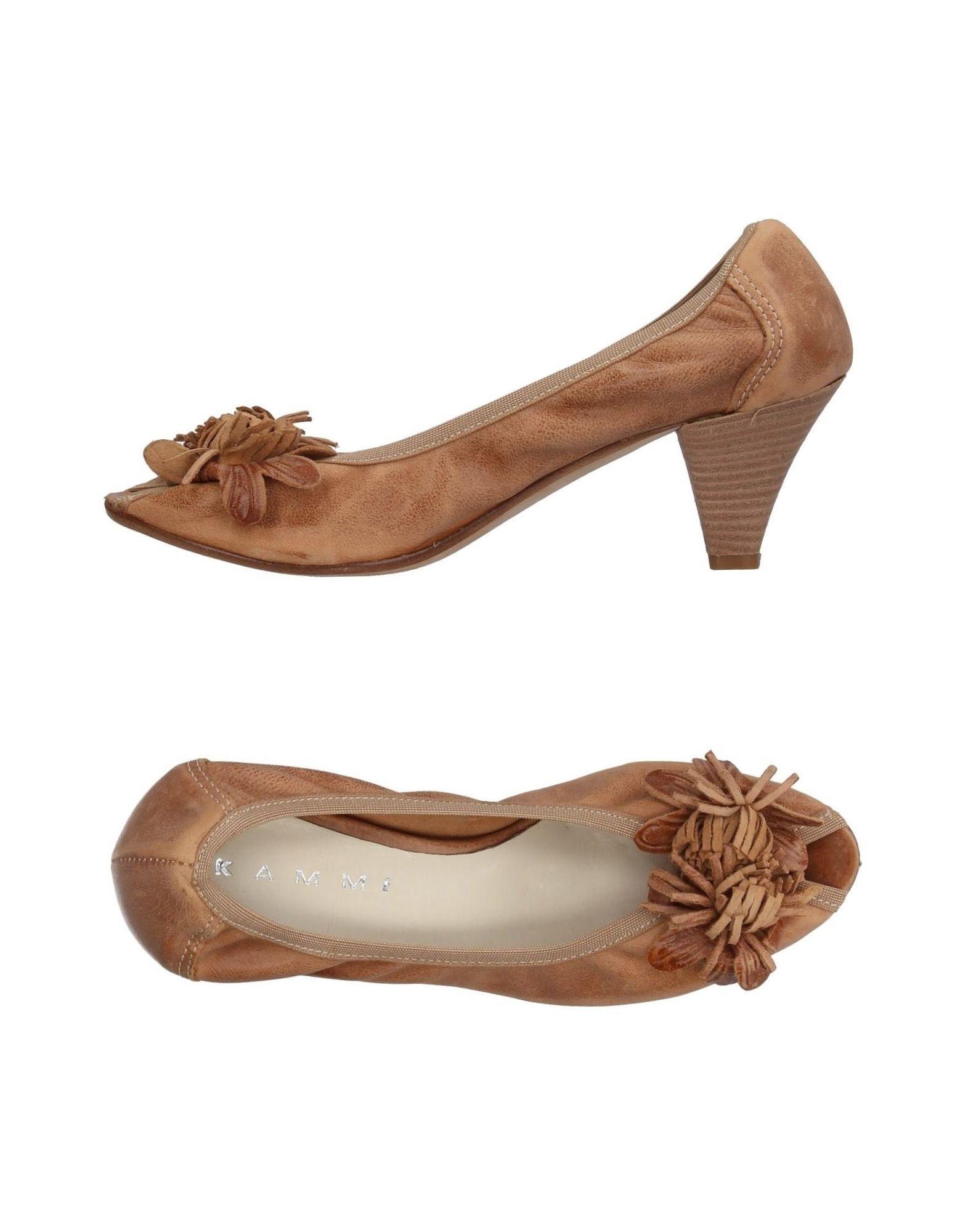 Beige Beige Beige Zapato De Salón Kammi Mujer - Salones Kammi 772c3e