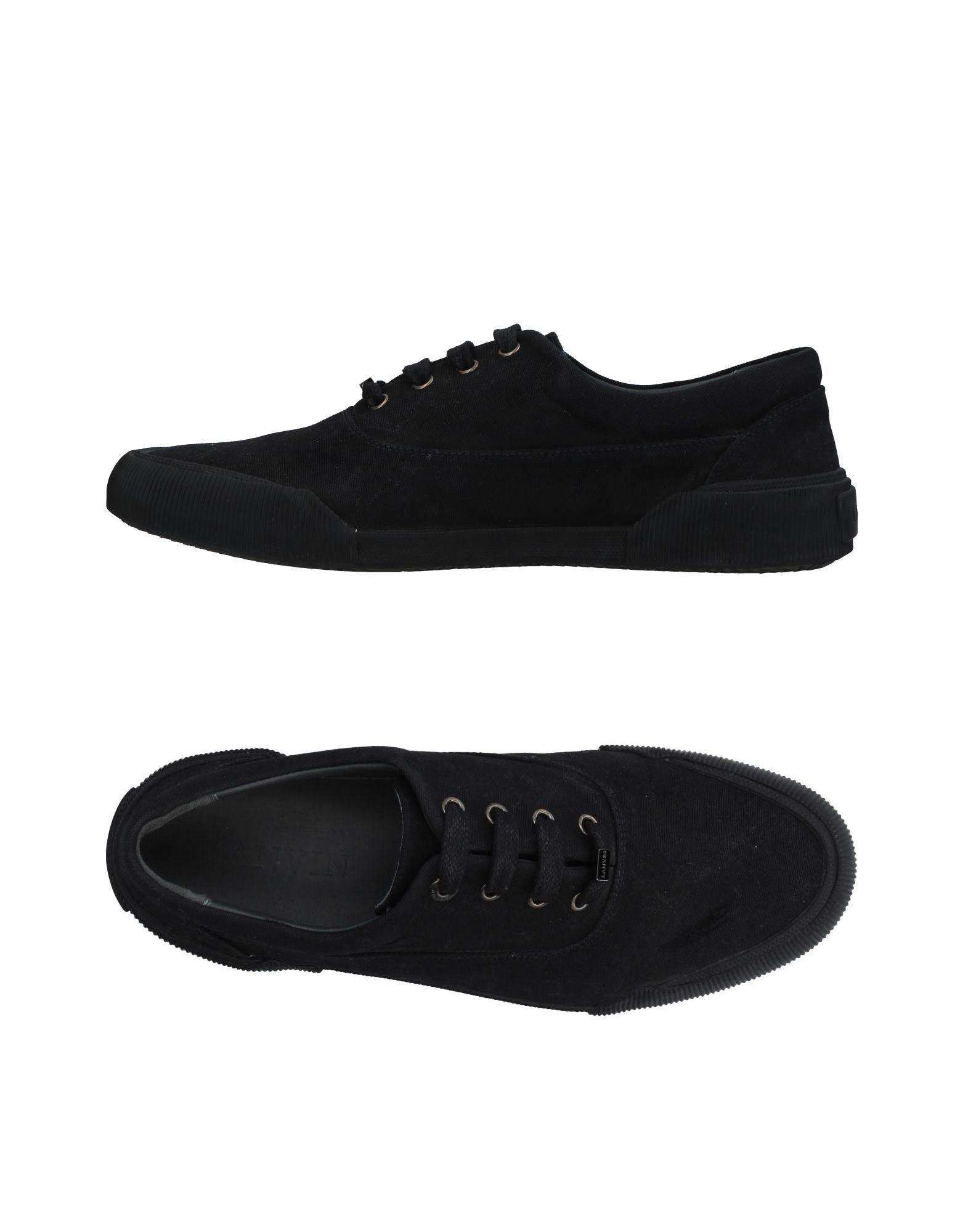 Lanvin Sneakers Herren  11400485MG Gute Qualität beliebte Schuhe