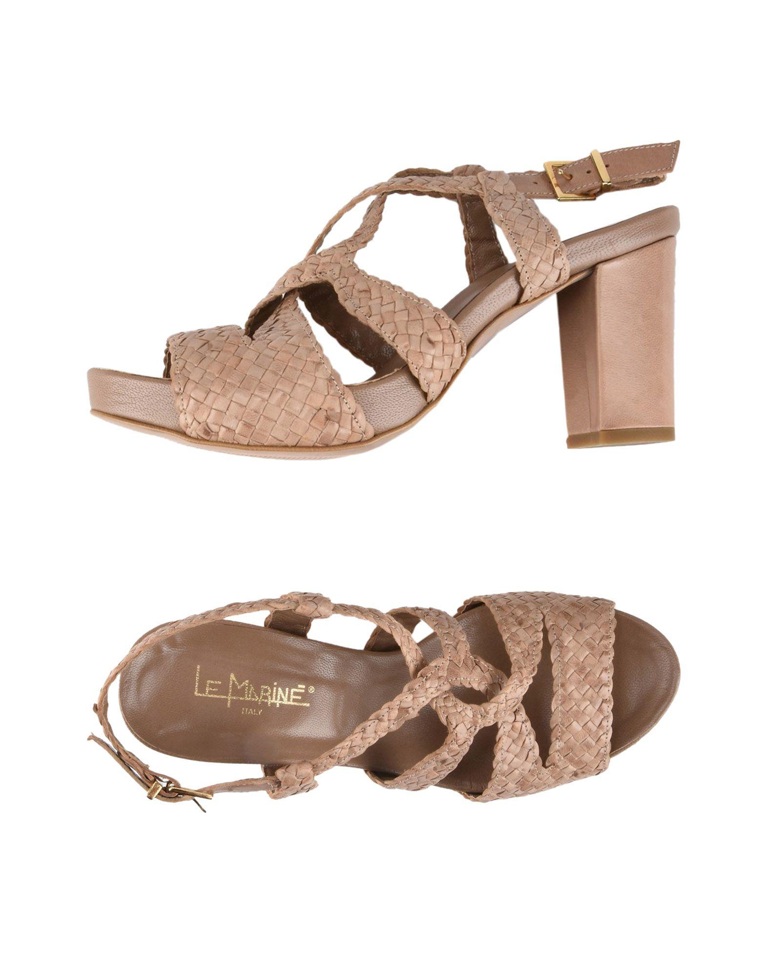 Le Marinē Sandalen Damen  11400505EL Gute Qualität beliebte Schuhe