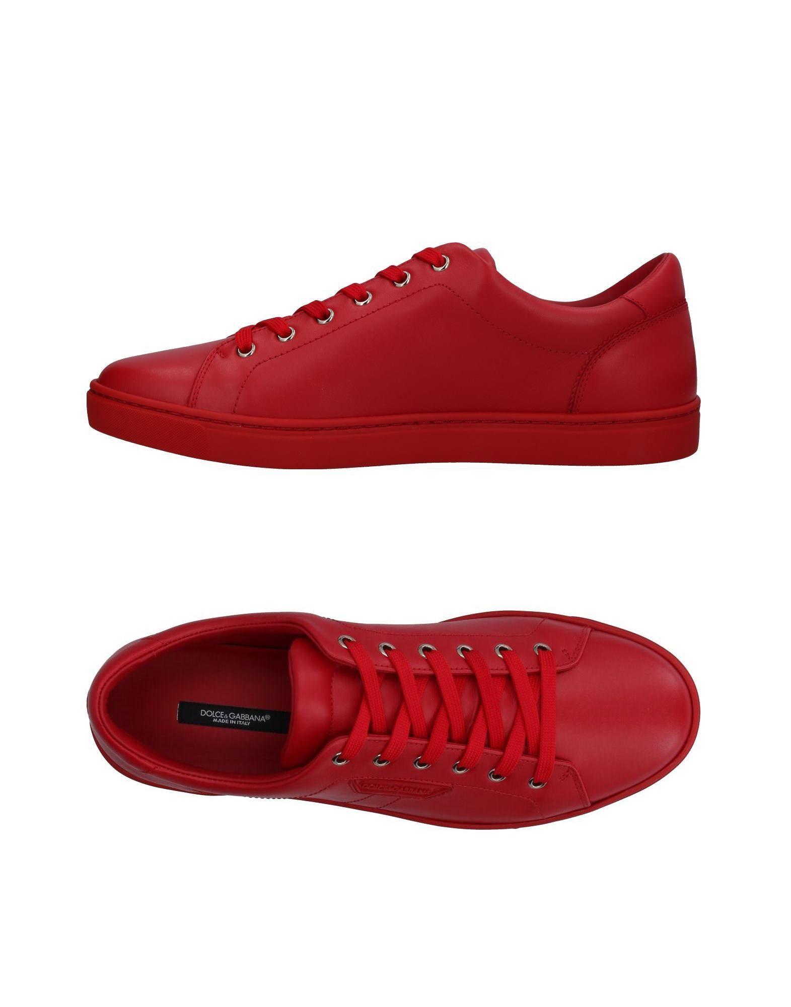 Sneakers Dolce & Gabbana Uomo - 11400559PJ