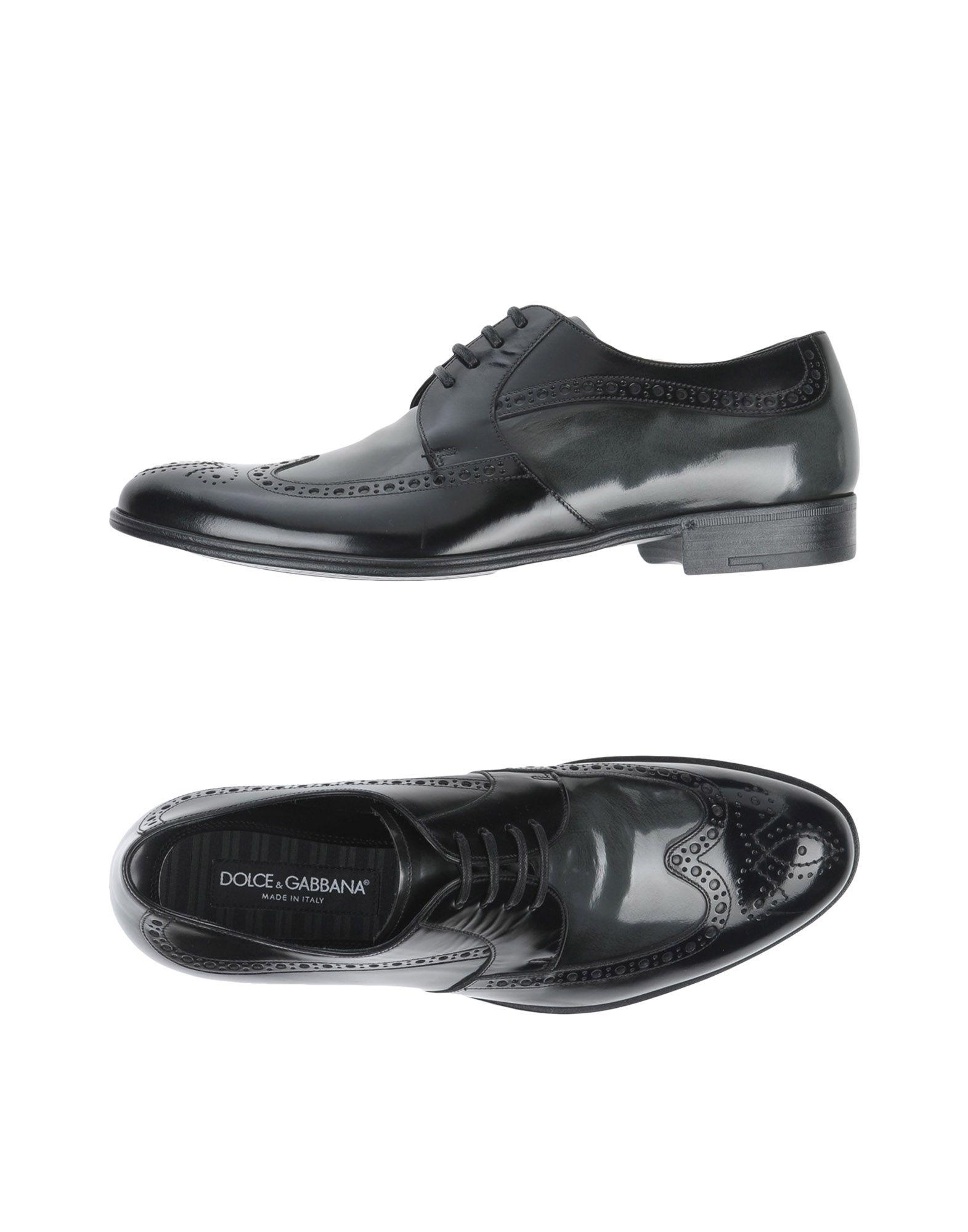 Dolce & Gabbana Schnürschuhe Herren  11400574RA Gute Qualität beliebte Schuhe