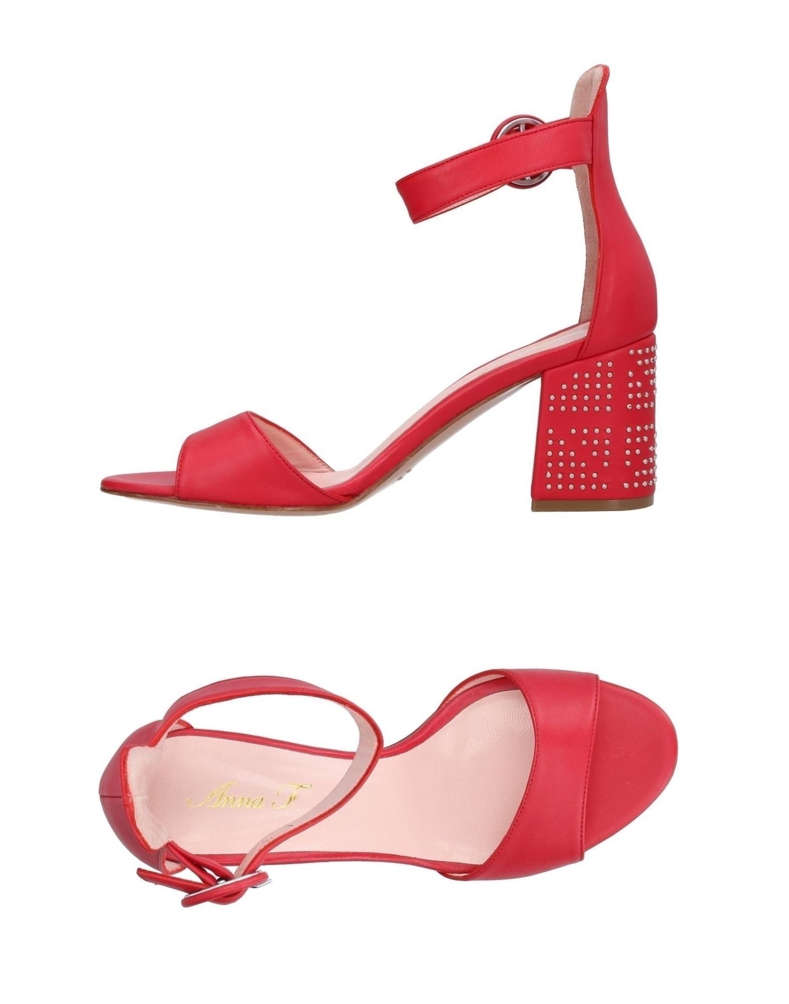 Anna F. Sandalen Damen  11400635ED Gute Qualität beliebte Schuhe