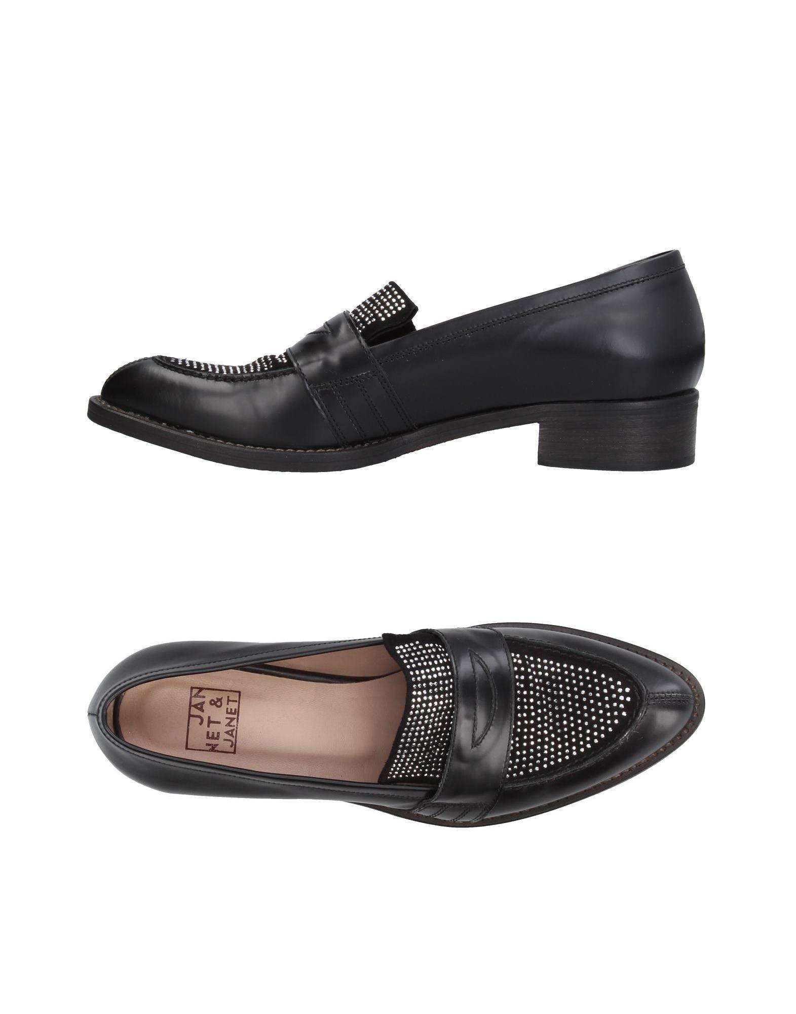 Janet & Janet Mokassins Damen  Schuhe 11400642UQ Gute Qualität beliebte Schuhe  26a27f