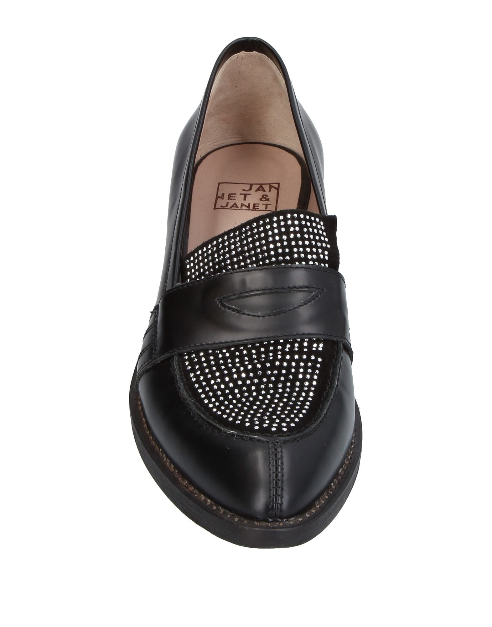 Janet & Janet Mokassins Damen  Qualität 11400642UQ Gute Qualität  beliebte Schuhe 426520