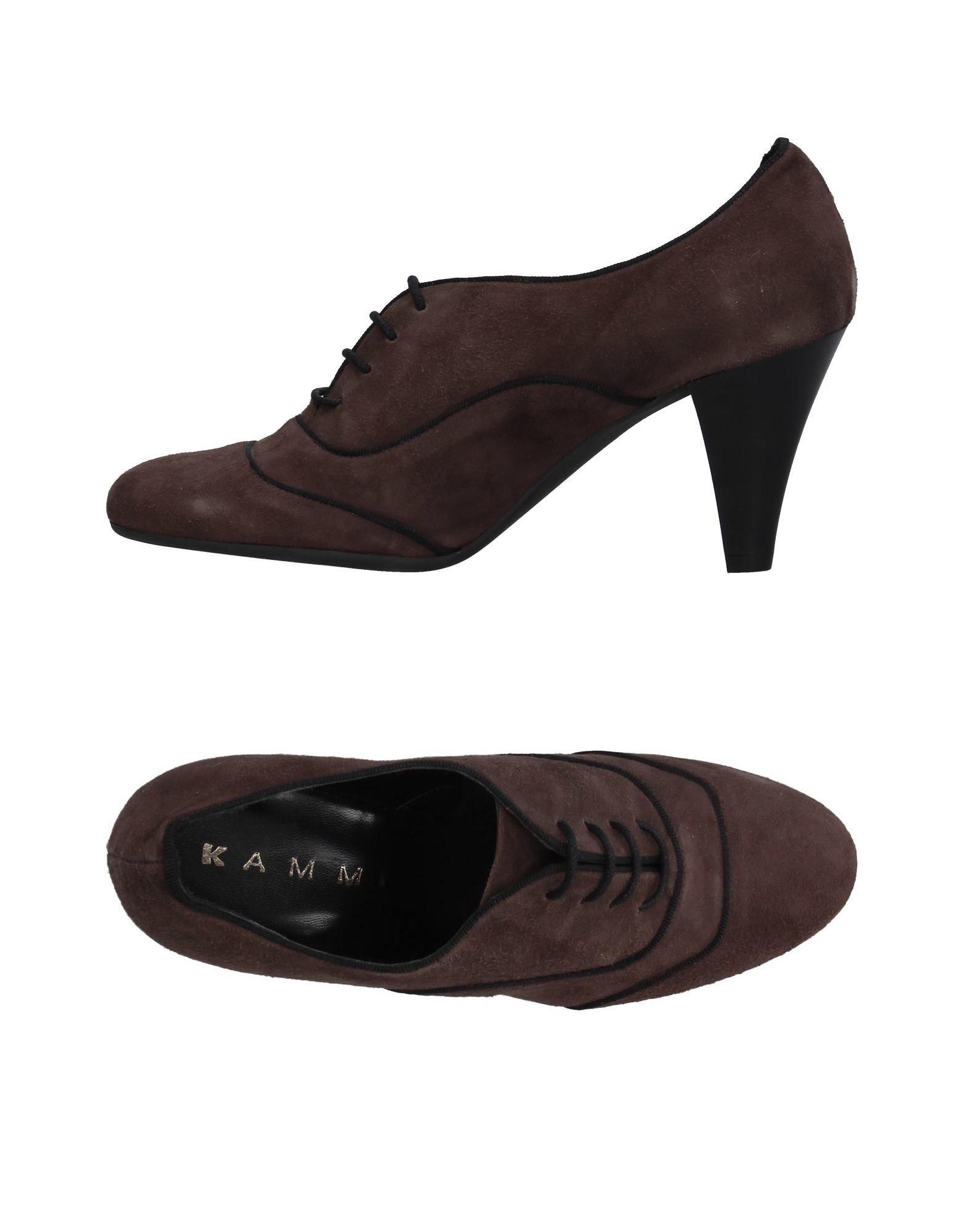 Chaussures À Lacets Kammi Femme - Chaussures À Lacets Kammi sur