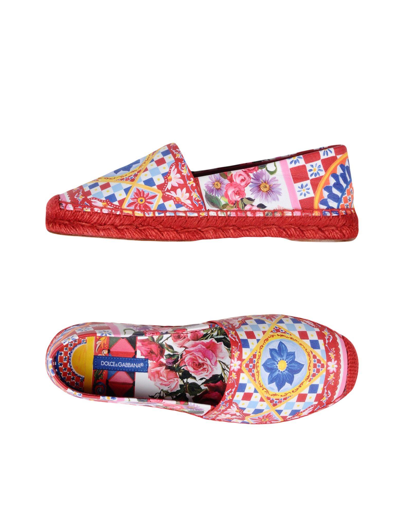 Dolce & Gabbana Espadrilles Damen  11400789KC Neue Schuhe