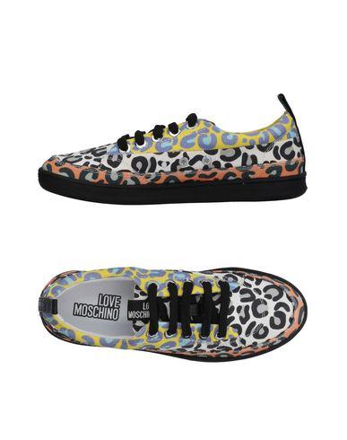 Zapatos de hombre y mujer de promoción por tiempo limitado Zapatillas Love Moschino Mujer - Zapatillas Love Moschino - 11400868MK Blanco