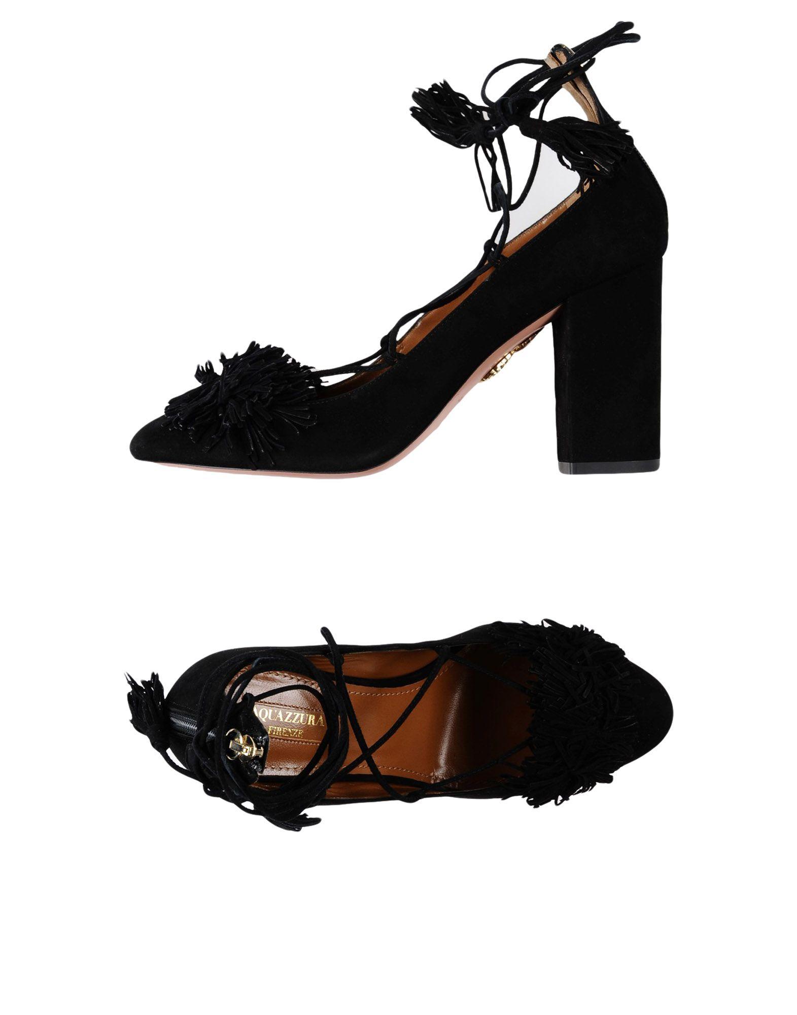 Aquazzura Pumps Damen  11401011PNGut aussehende strapazierfähige Schuhe