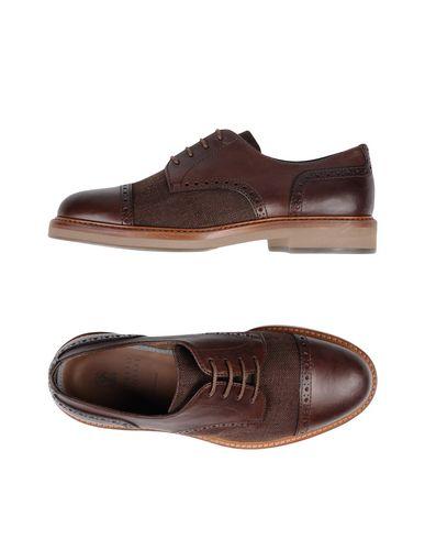 Chaussures - Chaussures À Lacets Brunello Cucinelli jRvnLka