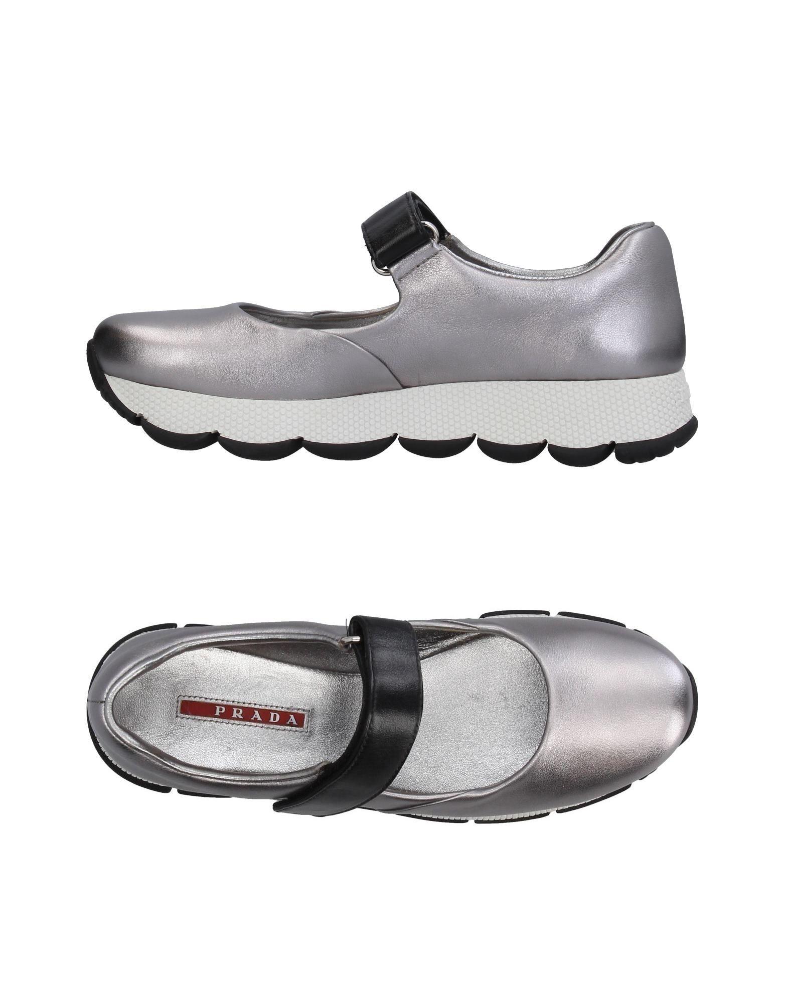 Prada Sport aussehende Pumps Damen  11401293GDGut aussehende Sport strapazierfähige Schuhe 457b24