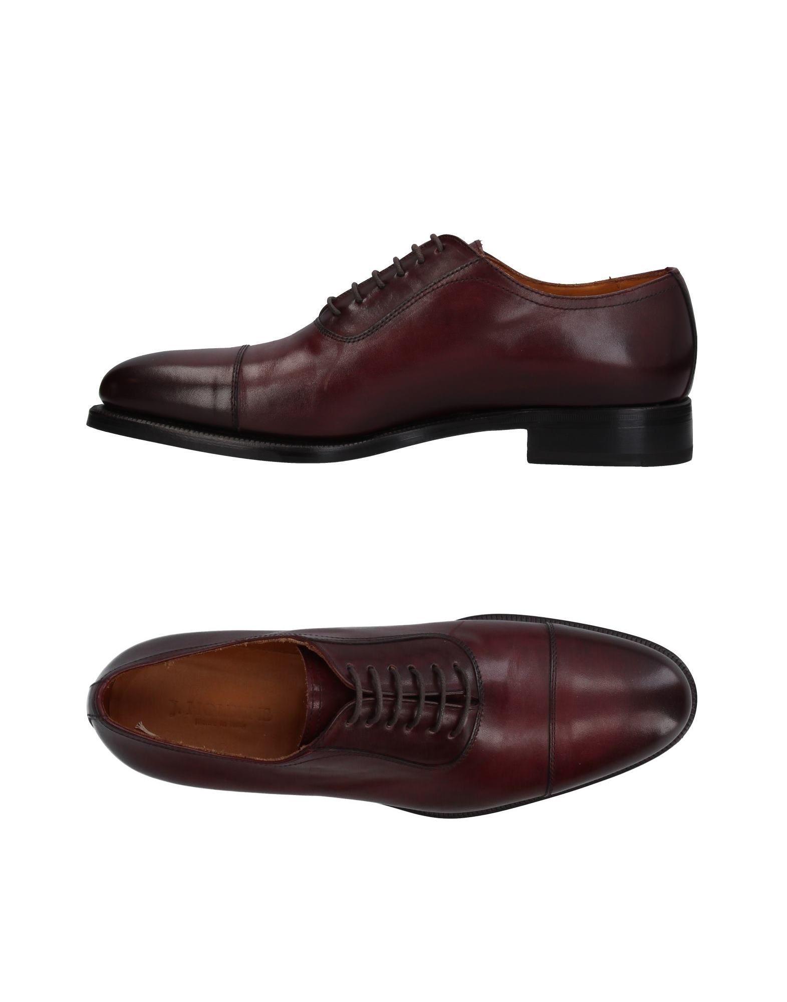 Rabatt echte Schuhe J. Holbens Schnürschuhe Herren  11401441DX