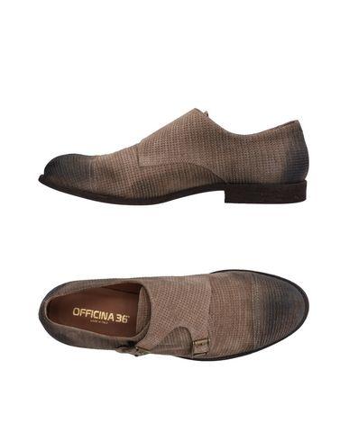 Descuento por tiempo limitado Zapato De Cordones Officina 36 Hombre - Zapatos De Cordones Officina 36 - 11401472OV Gris rosado