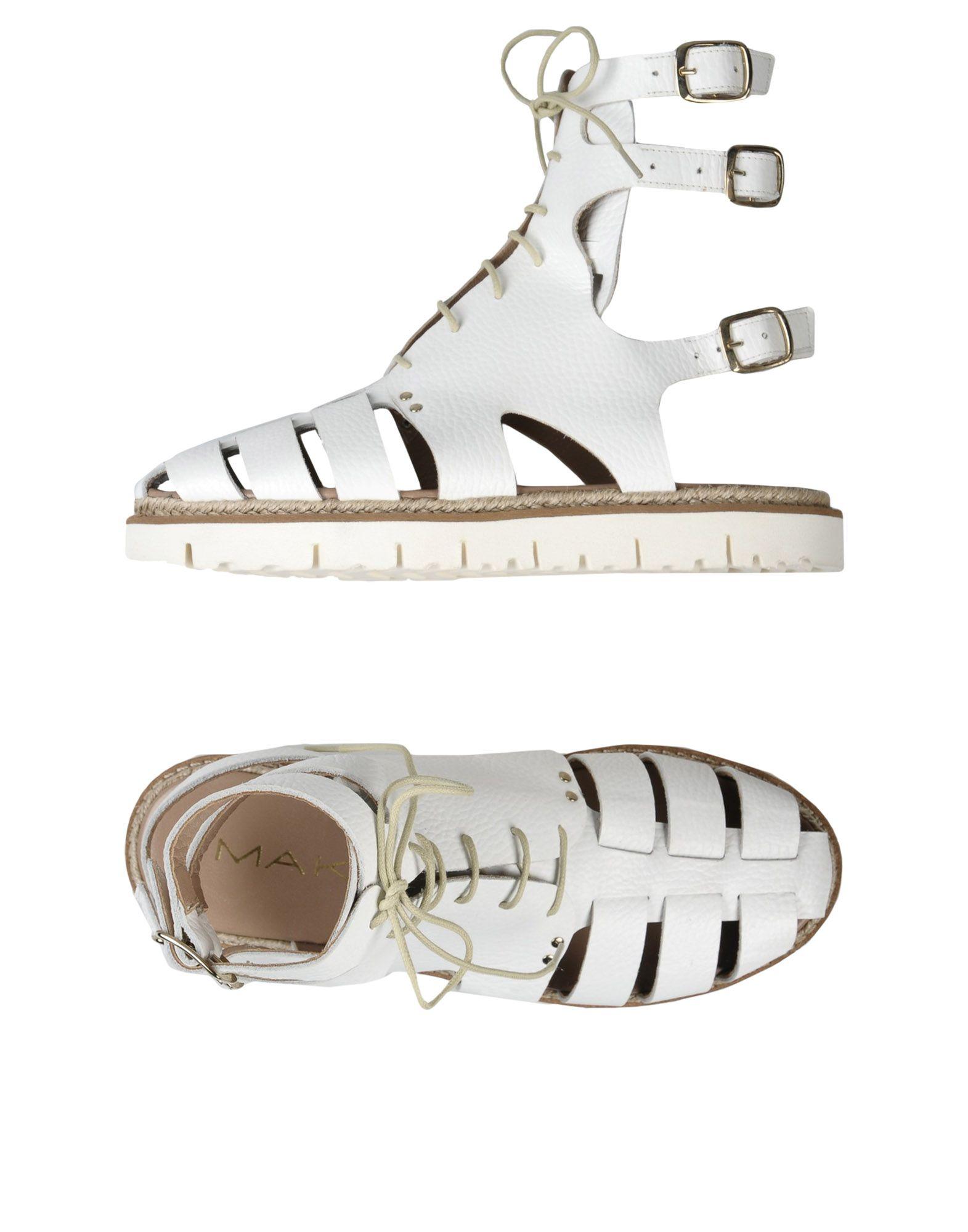 Makris Sandalen Damen    11401493FT Heiße Schuhe b0ad30