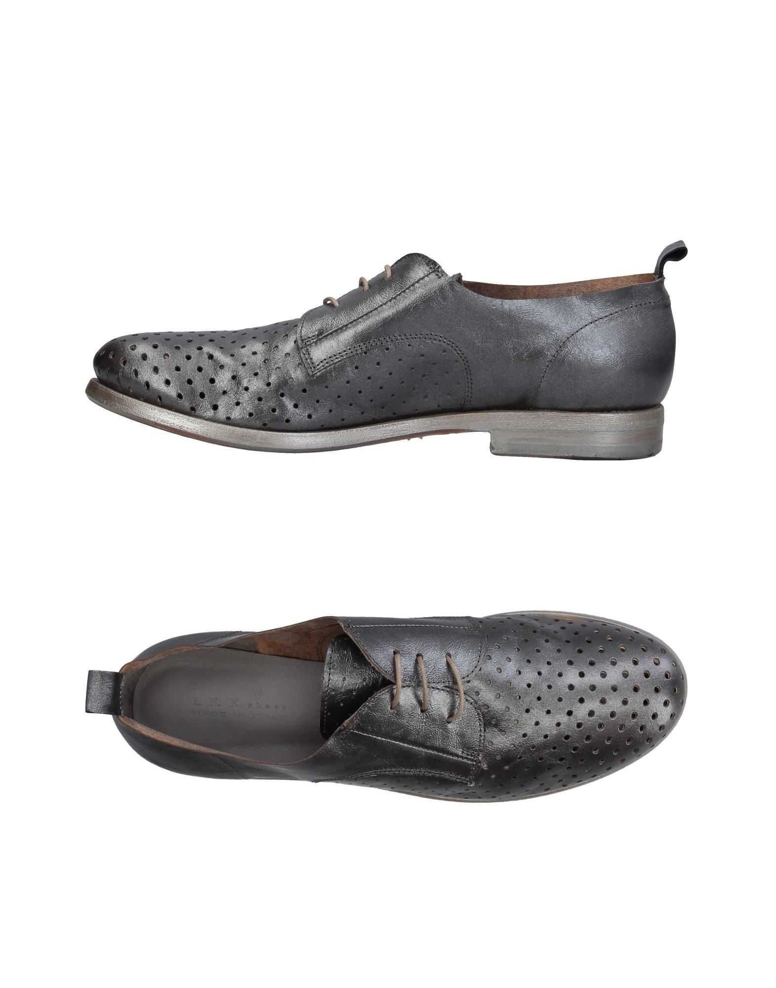 Stilvolle billige Schuhe I.N.K. Damen Schuhes Schnürschuhe Damen I.N.K. 11401496AS 6cebfa