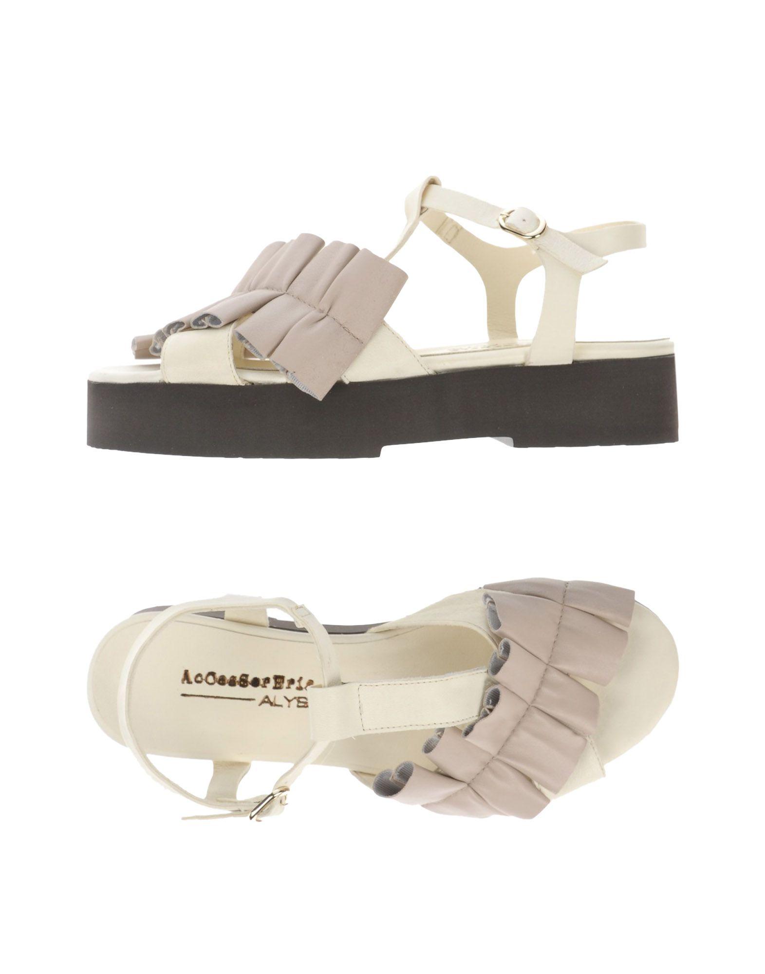 Moda Sandali Alysi Donna - 11401501RJ