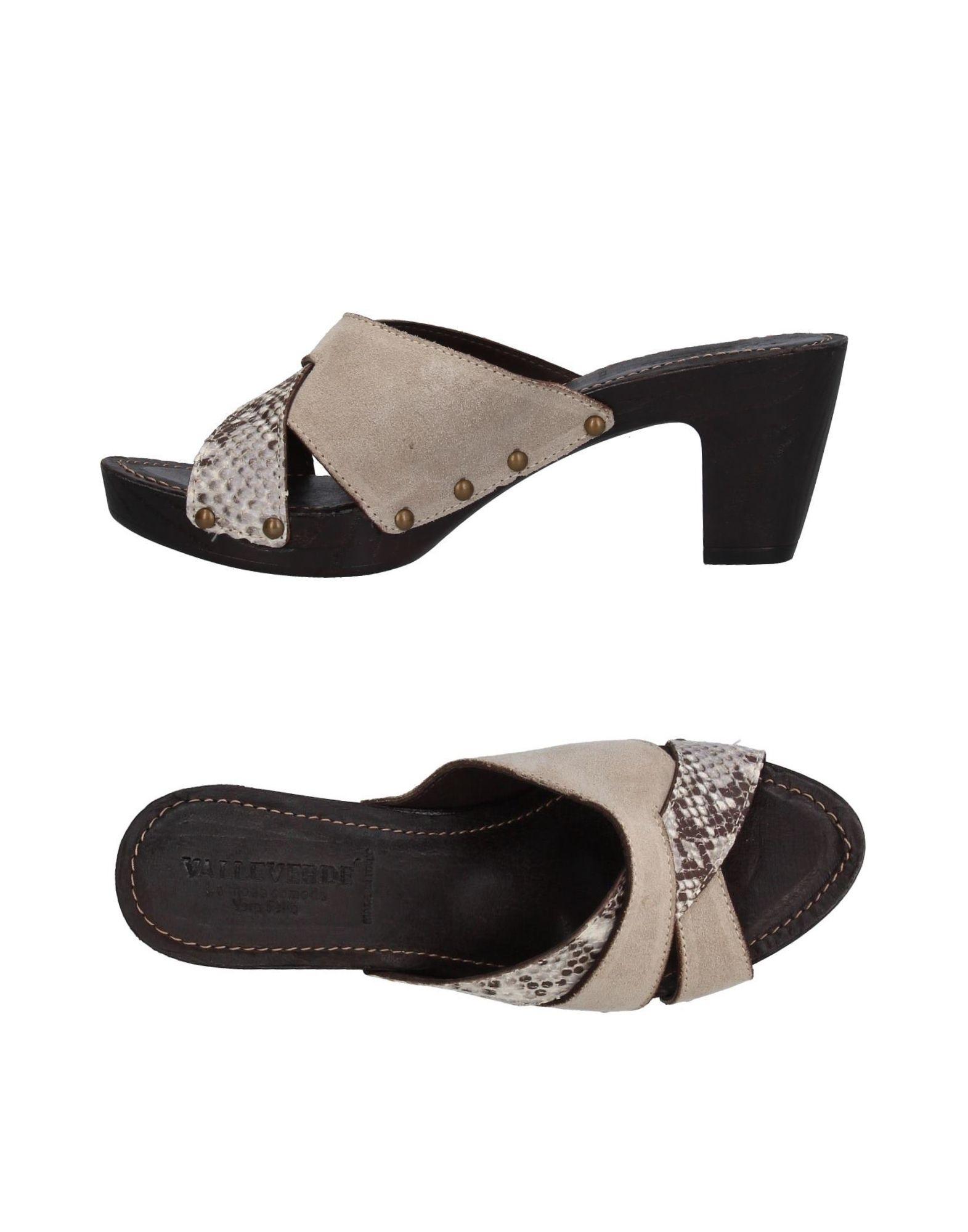 Valleverde Pantoletten Damen  11401534TO Gute Qualität beliebte Schuhe