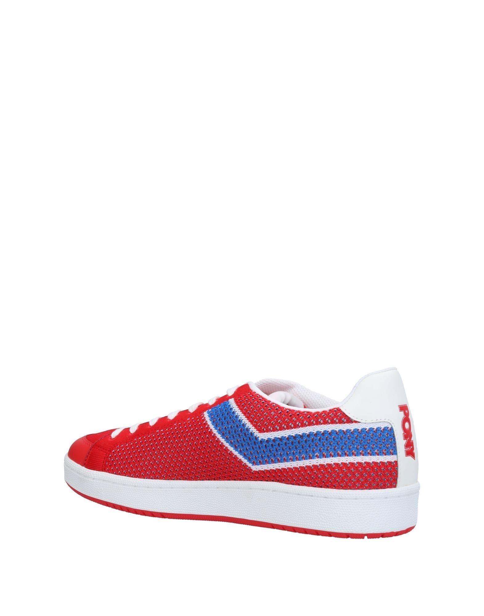 Pony Sneakers Herren Herren Sneakers  11401576TJ 254f08