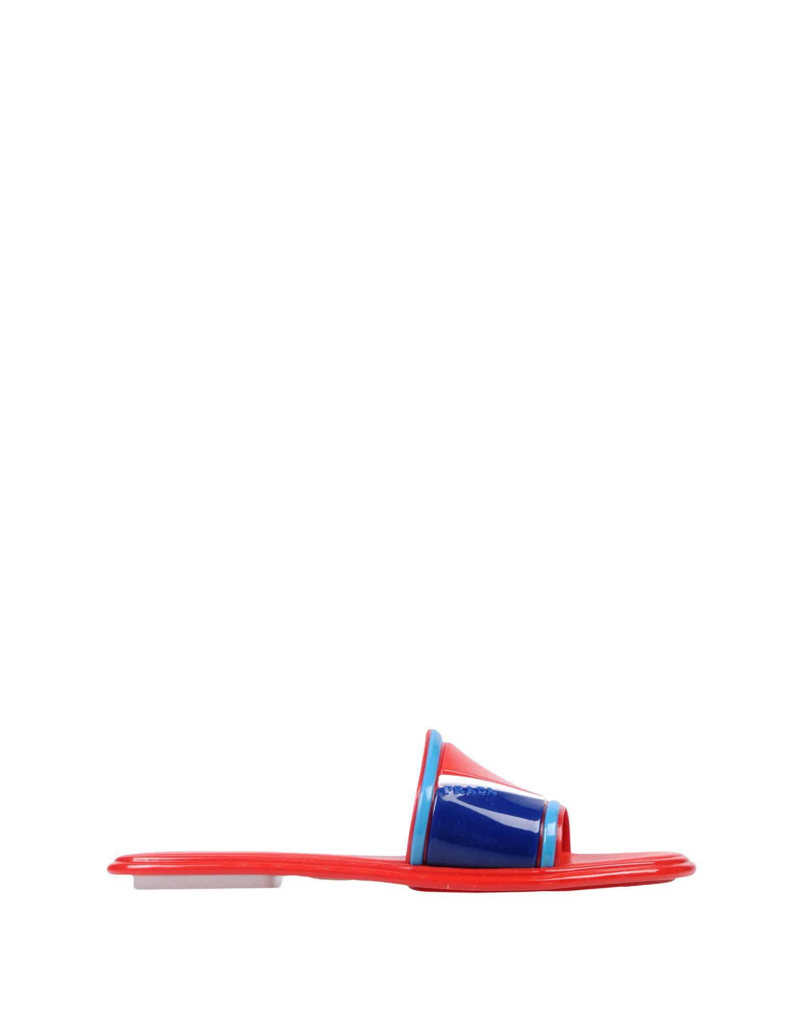 Stilvolle billige Schuhe Prada Prada Schuhe Sandalen Damen  11401592KG 1f77d6