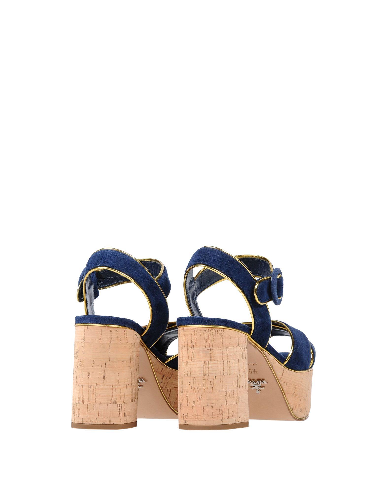 Prada Sandalen Damen  11401602OCGünstige 11401602OCGünstige 11401602OCGünstige gut aussehende Schuhe 3c8e02