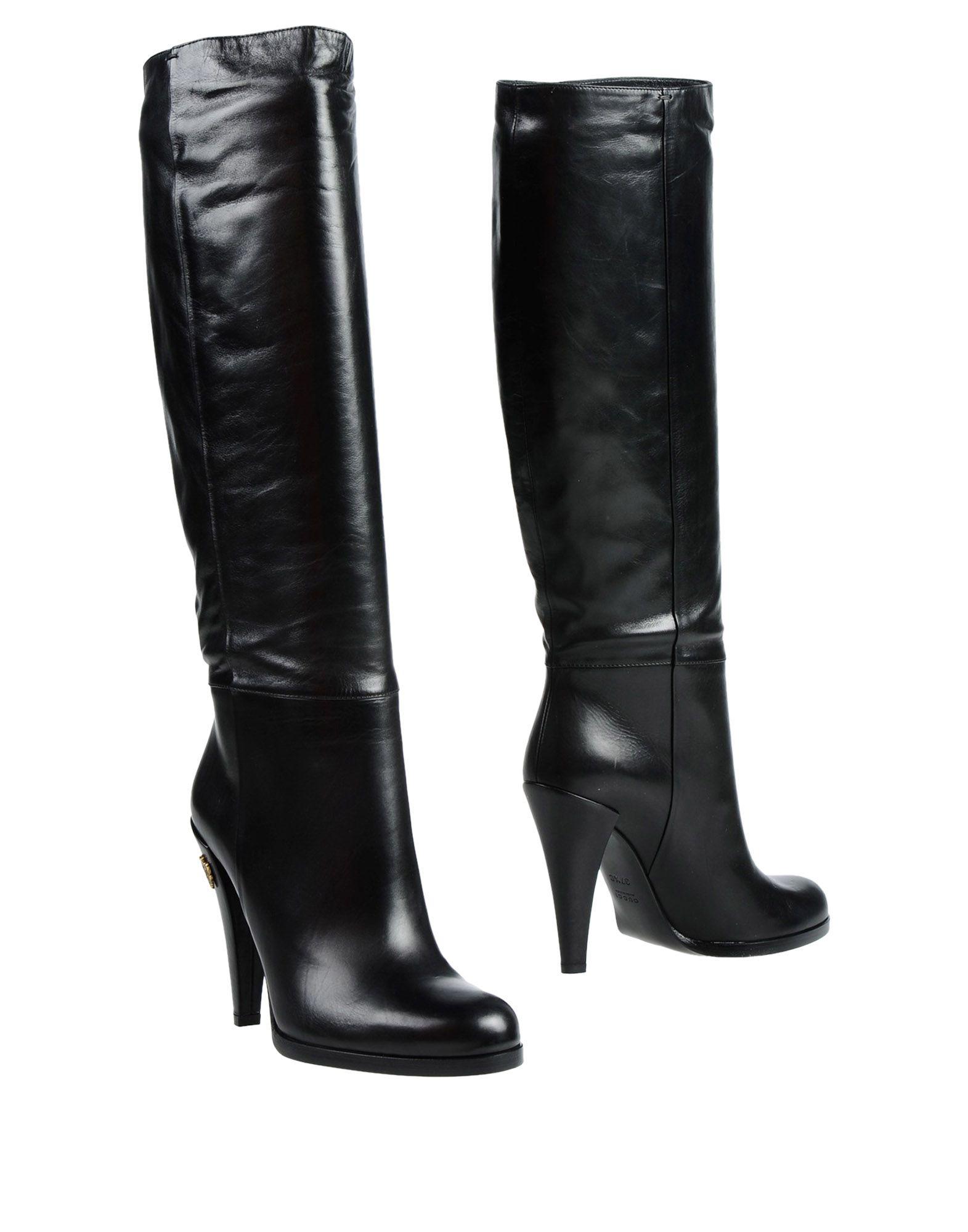 2a7ce1eaf0785 GUCCI Boots - Footwear | YOOX.COM