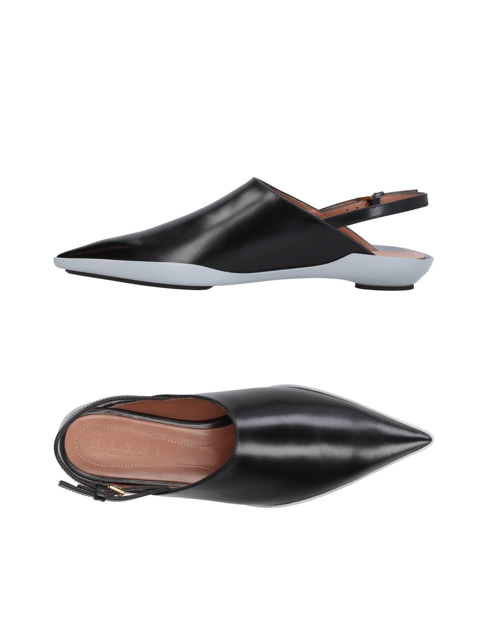 Marni  Pantoletten Damen  Marni 11401681XO Heiße Schuhe 82eb12