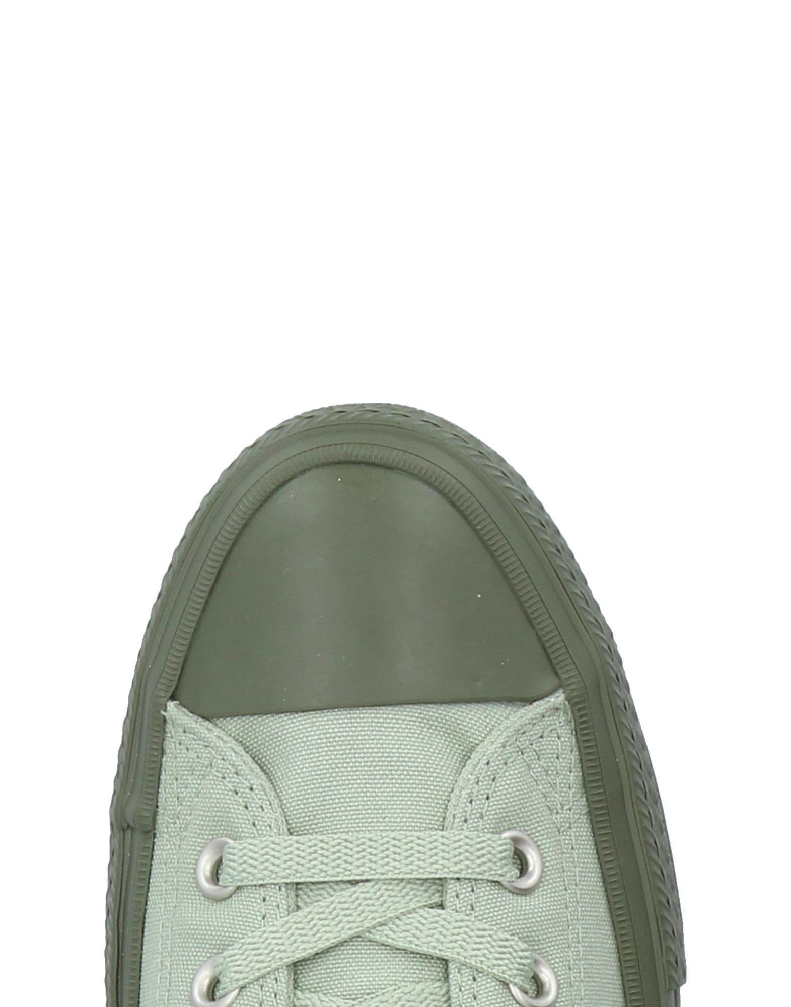Rabatt echte Schuhe Converse All Star Sneakers Herren  11401706BK