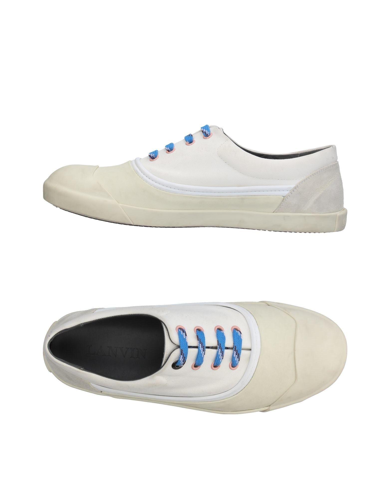 Lanvin Sneakers Herren  beliebte 11401807NK Gute Qualität beliebte  Schuhe 495027