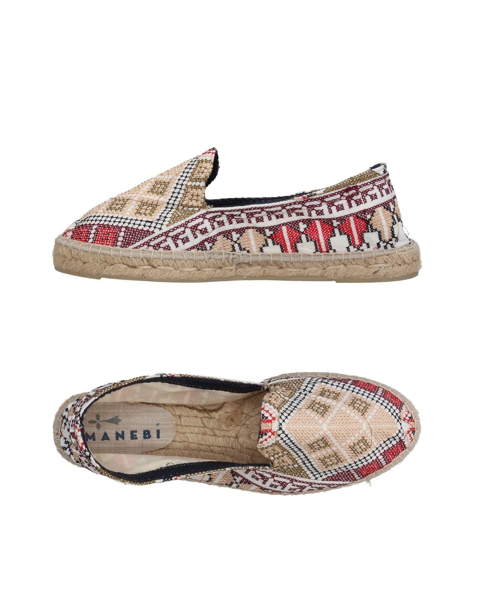 Espadrillas Manebí comode Donna - 11401831UT Scarpe comode Manebí e distintive 412651