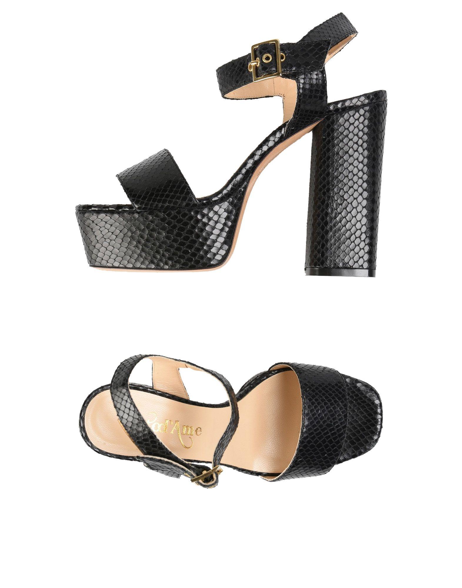 Los zapatos mujeres más populares para hombres y mujeres zapatos Sandalia Ottod'ame Mujer - Sandalias Ottod'ame  Negro 10f765