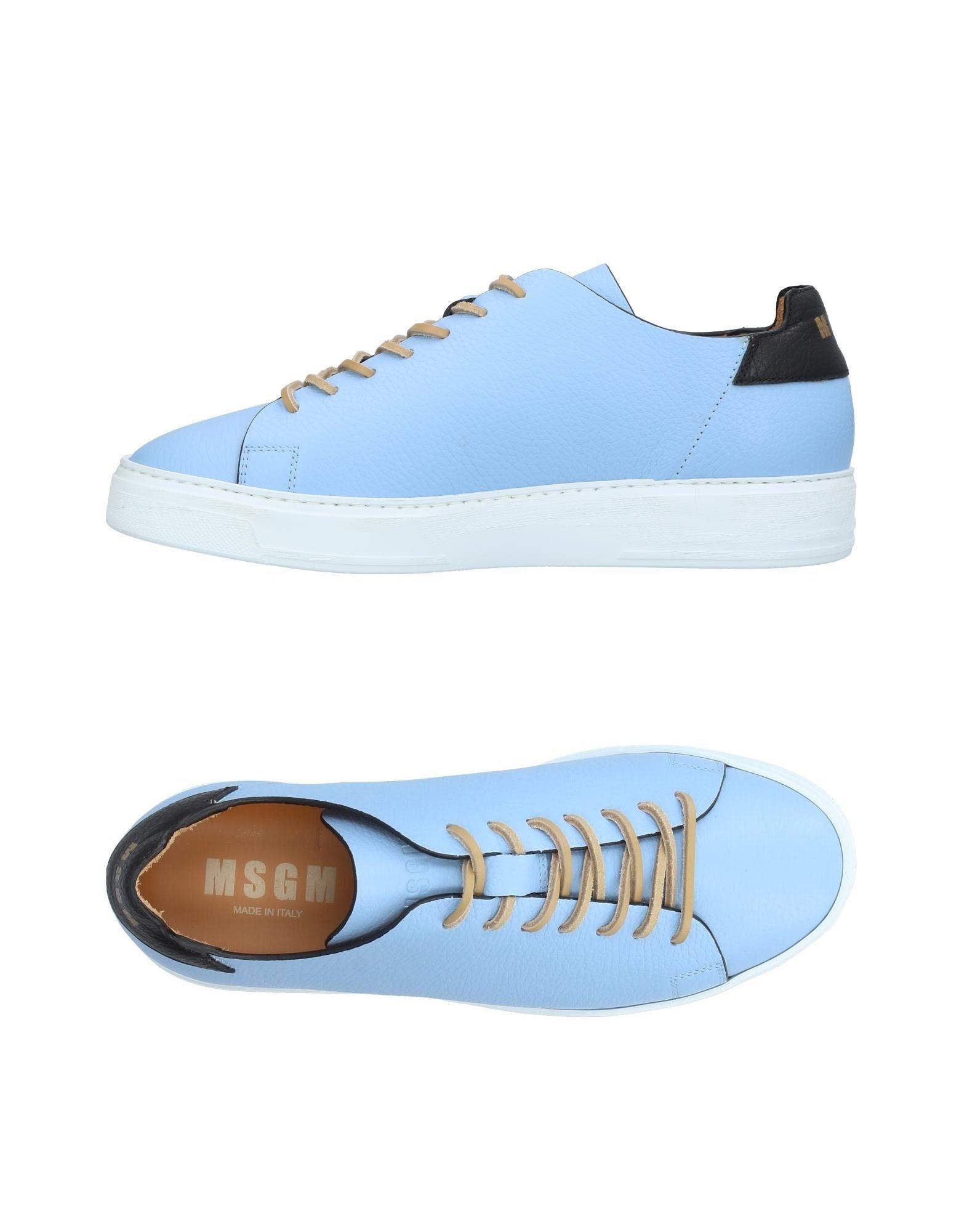 Moda Sneakers Msgm Uomo - 11401862NH