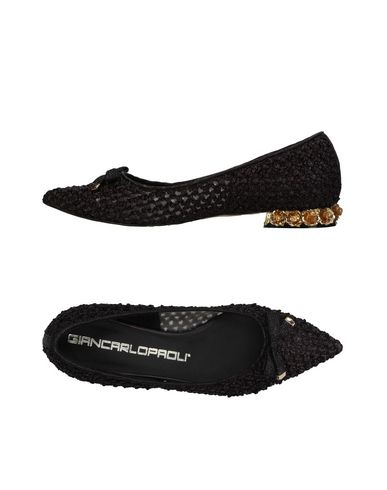 cheap with mastercard affordable sale online GIANCARLO PAOLI Ballet flats TVFFXjj