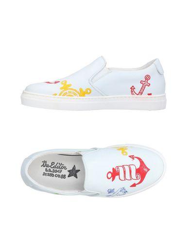 Günstiges Online-Shopping THE EDITOR Sneakers Verkauf Offizielle Seite bqNxc8h