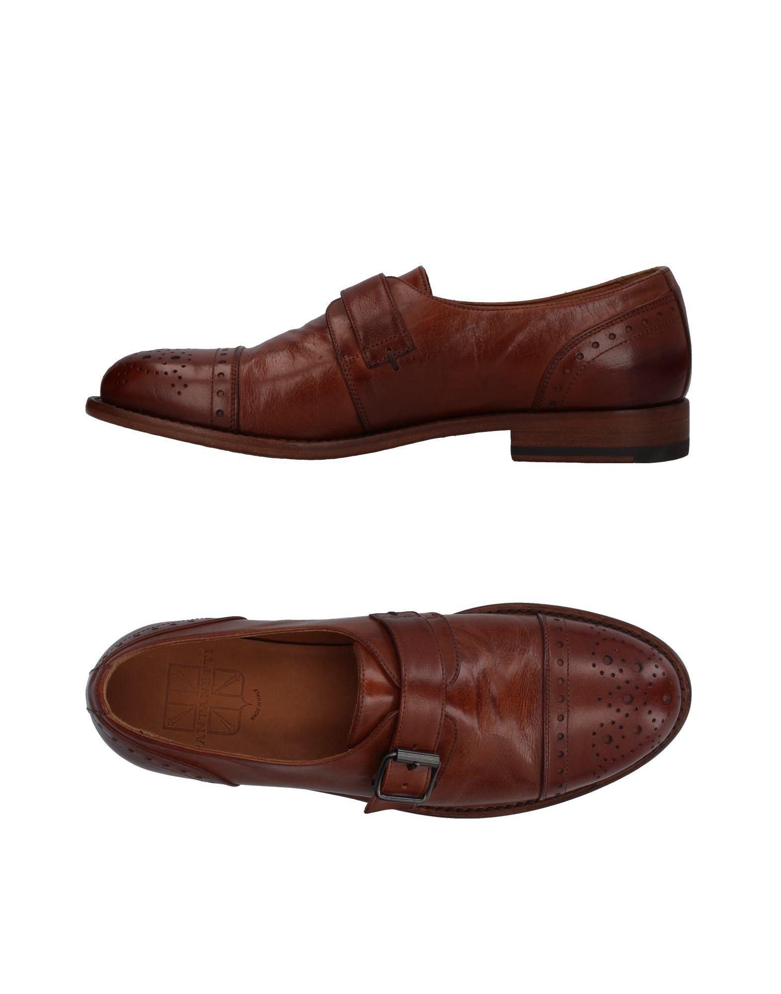 Pantanetti Mokassins Herren  11402190EL Gute Qualität beliebte Schuhe