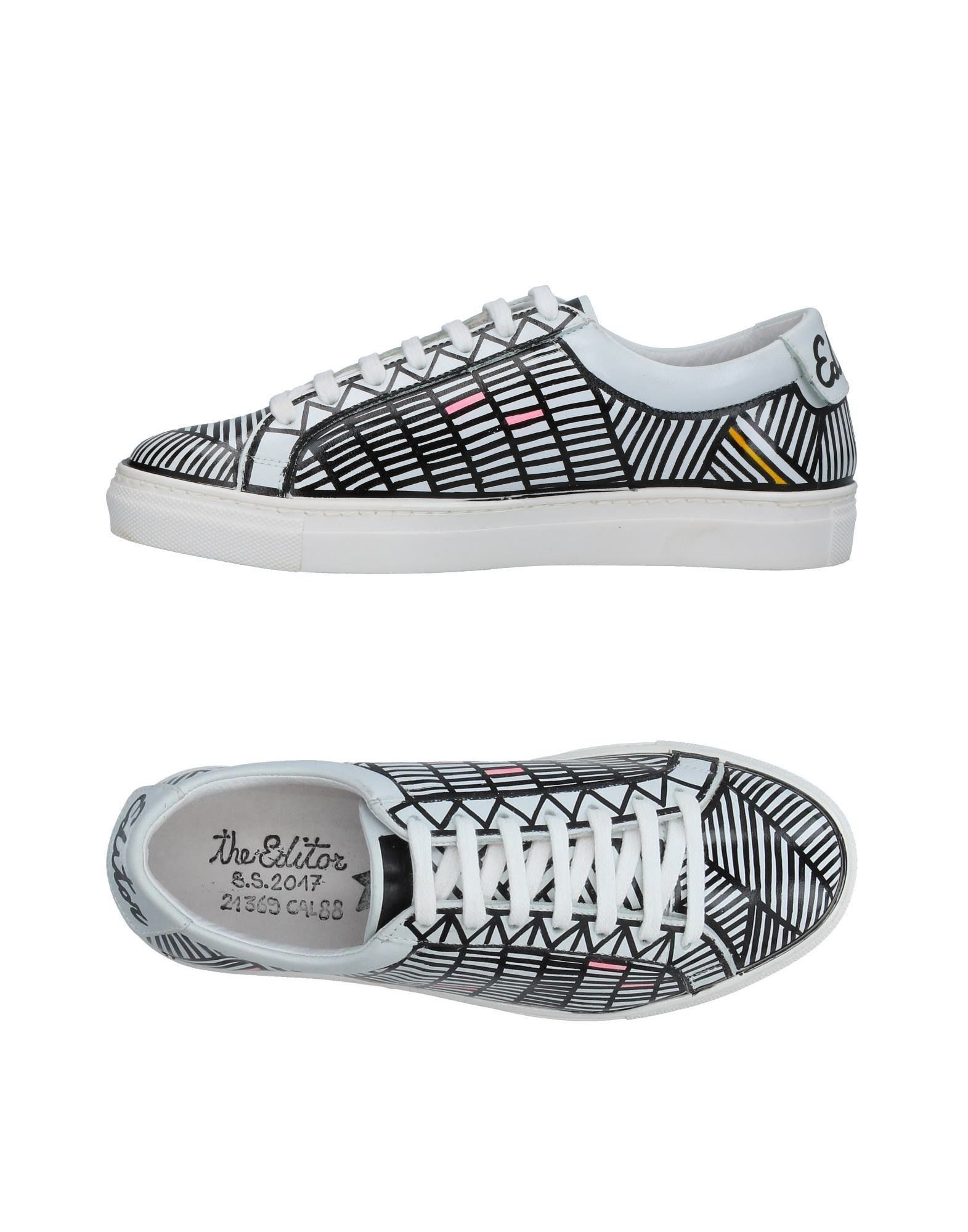 Sneakers The Editor Femme - Sneakers The Editor sur