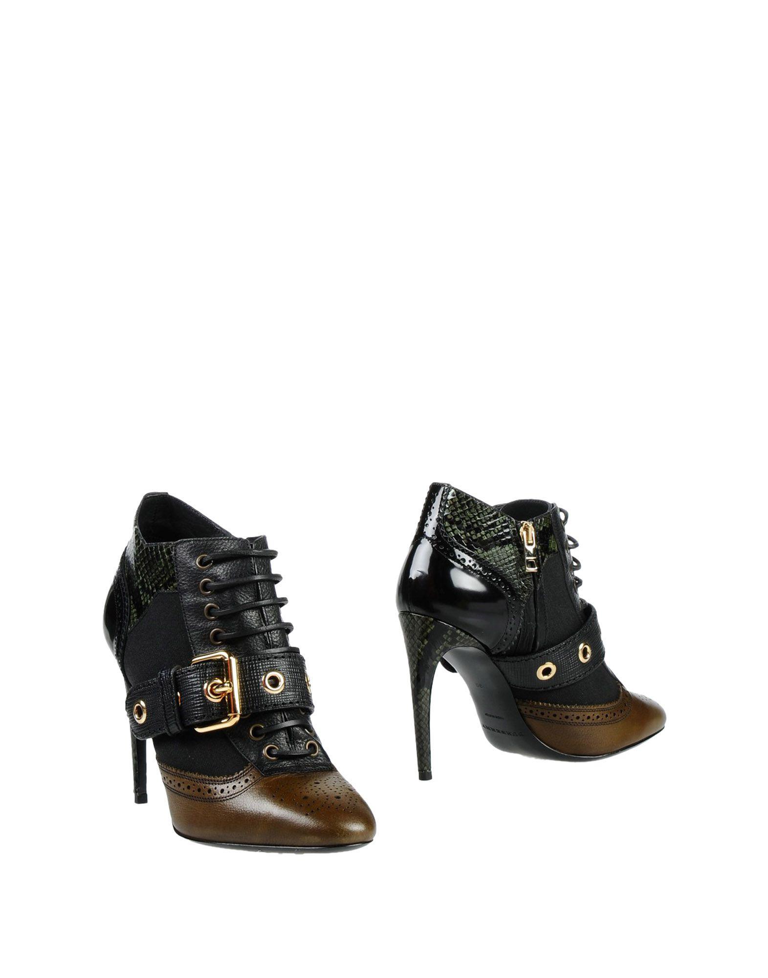 Burberry Stiefelette Damen  11402220ERGut aussehende strapazierfähige Schuhe