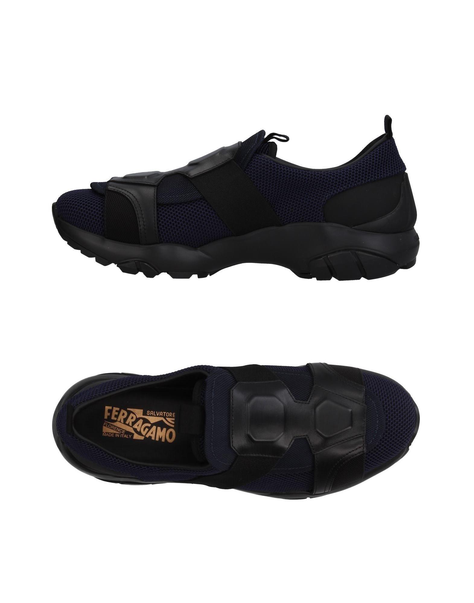 Salvatore Ferragamo Sneakers Herren  11402366BE Gute Qualität beliebte Schuhe